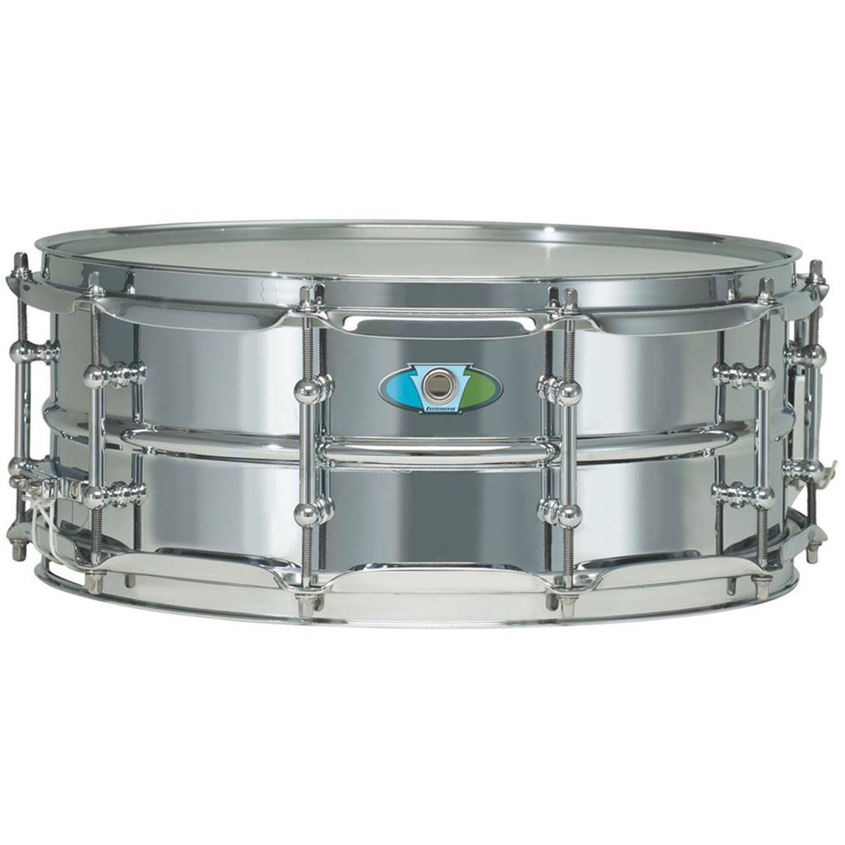 LUDWIG LW5514SL - Supralite rullante 5.5x14 acciaio - Batterie / Percussioni Batterie - Batterie Acustiche (set)