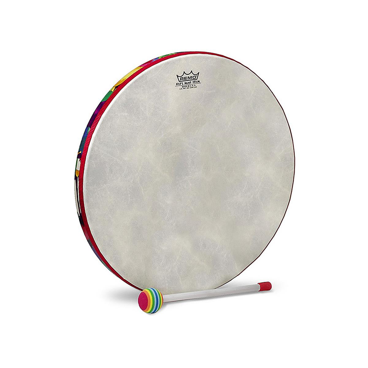 REMO Kids Percussion Hand Drum 14 Rain Forest