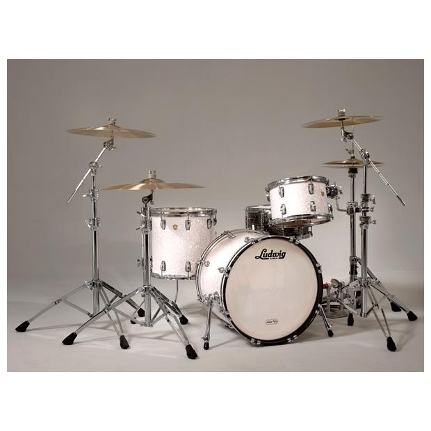 LUDWIG L8303AXON - Classic Maple Downbeat20 12/14/20 Natural Maple