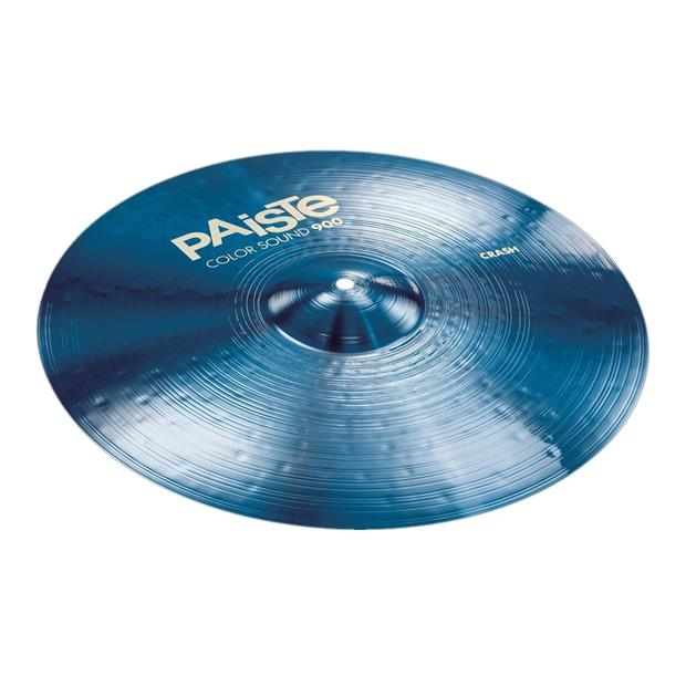 PAISTE 900CS-BLCC19 - Paiste 900 Color Sound Crash 19 - Blue
