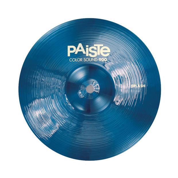 PAISTE 900CS-BLSP12 - Paiste 900 Color Sound Splash 12 - Blue