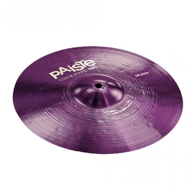 PAISTE 900CS-PUSP12 - Paiste 900 Color Sound Splash 12 - Purple