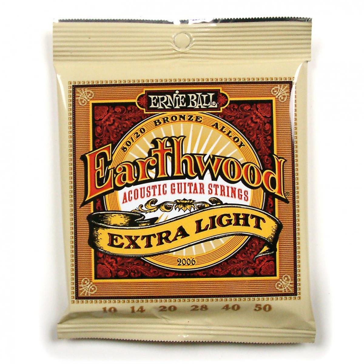 ERNIE-BALL-2006-CORDE-ACUSTICA-10-Earthwood-Extra-Light-sku-6822