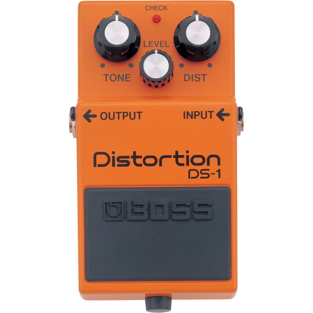 BOSS DS 1 DISTORTION - Chitarre Effetti - Distorsori