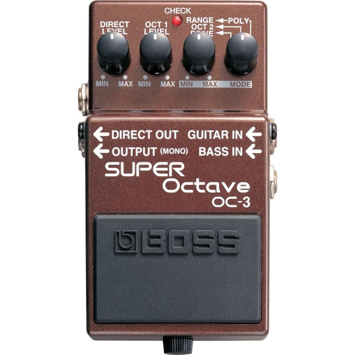 BOSS OC 3 SUPER OCTAVE