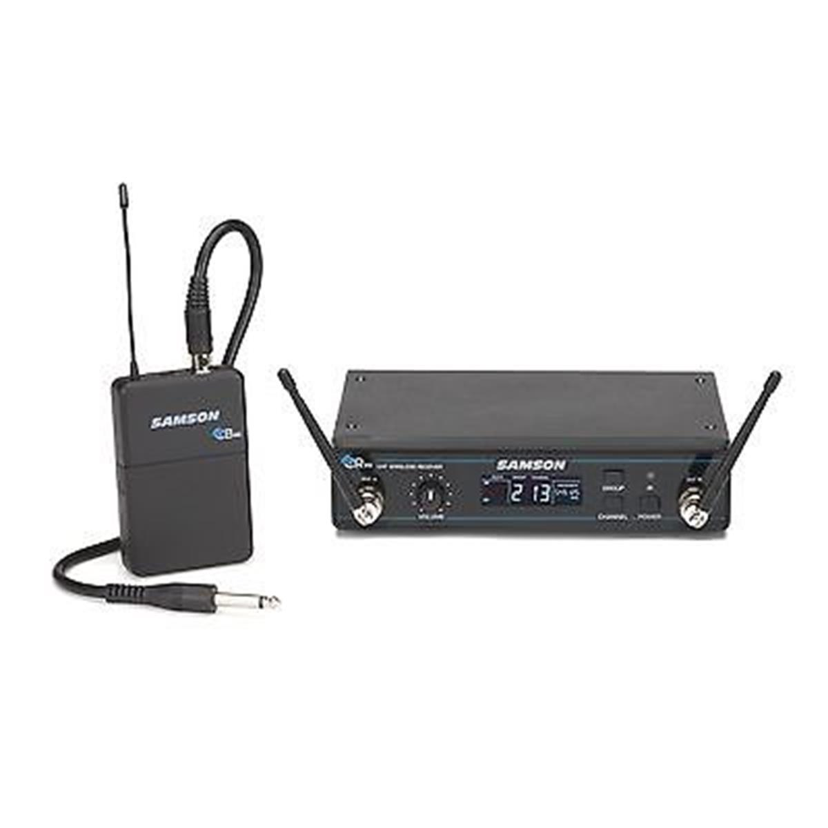 Samson CONCERT 99 UHF Guitar System - C (638-662 MHz)