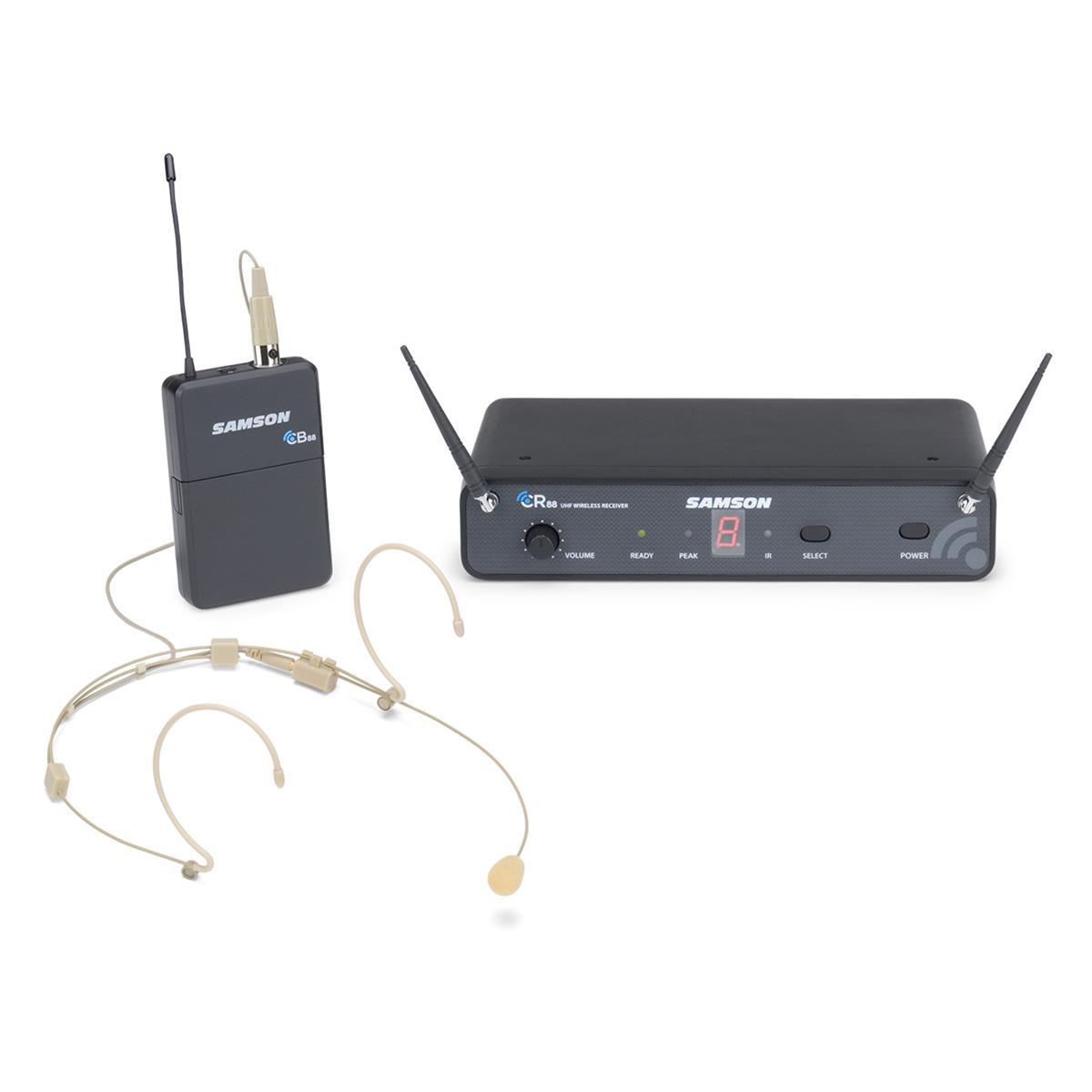 Samson CONCERT 88 UHF Earset System - F (863-865 MHz)