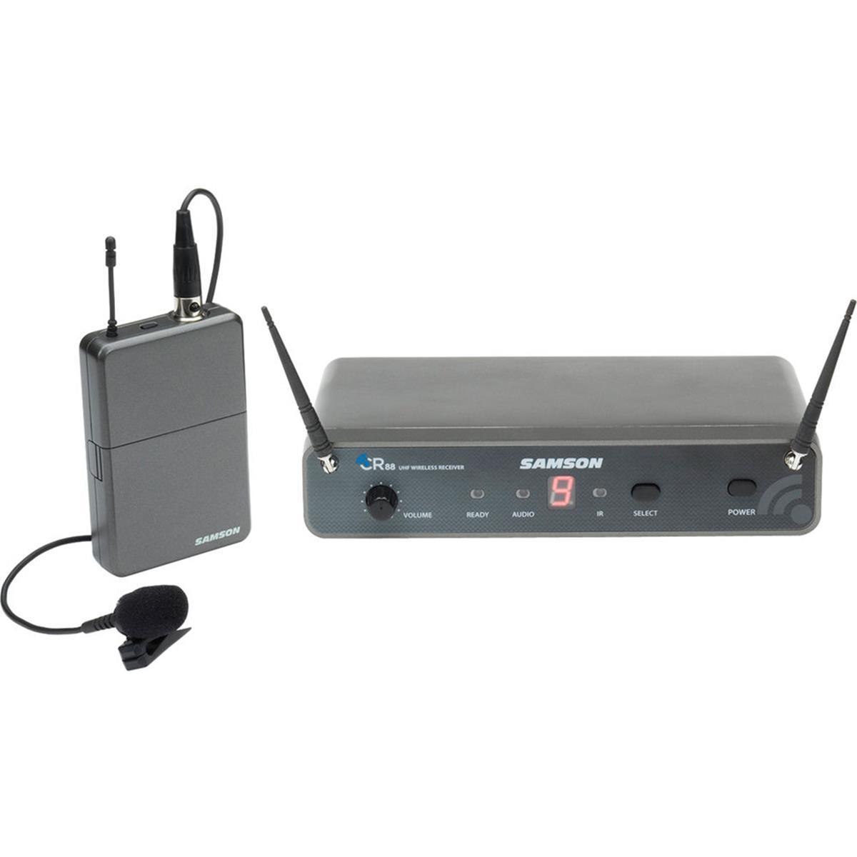 Samson-SYNTH-7-UHF-Lavalier-System-I-518-546-9MHz-sku-7649290652004
