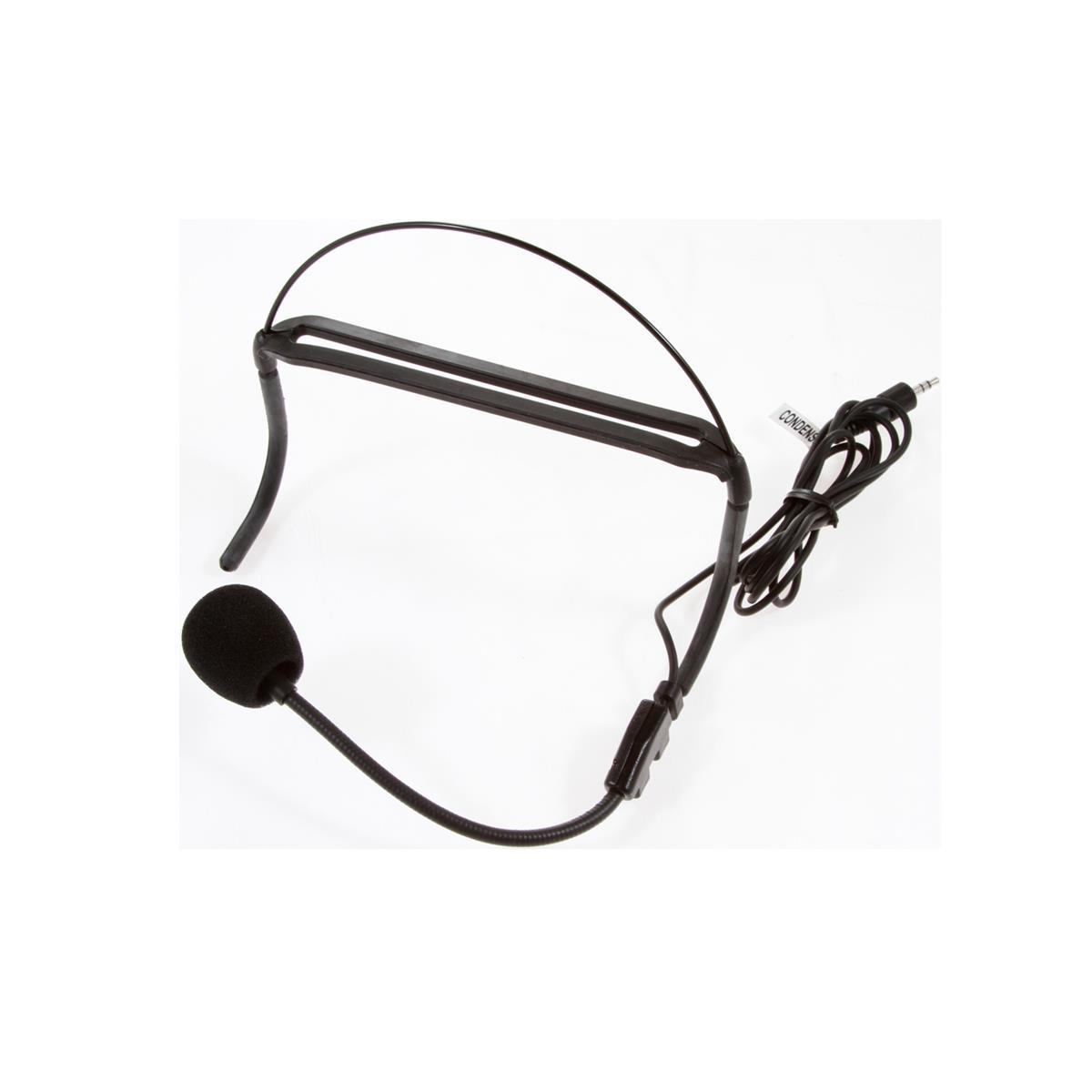 Samson HS5 - microfono headset per Concert 88