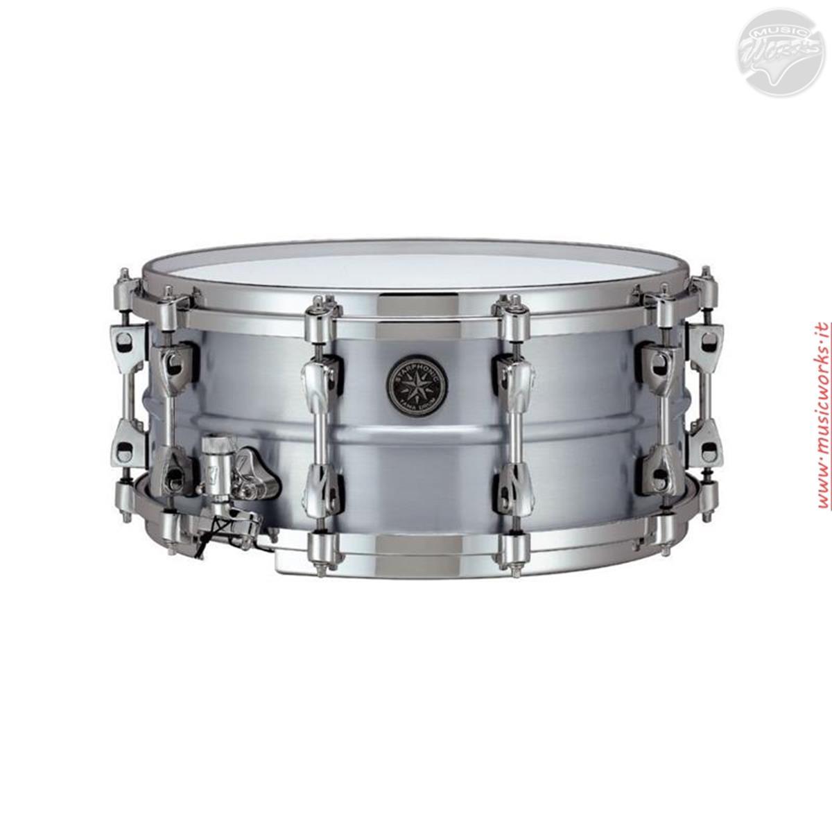 Tama StarClassic Performer B/B PST146 Starphonic Acciaio - 14x6