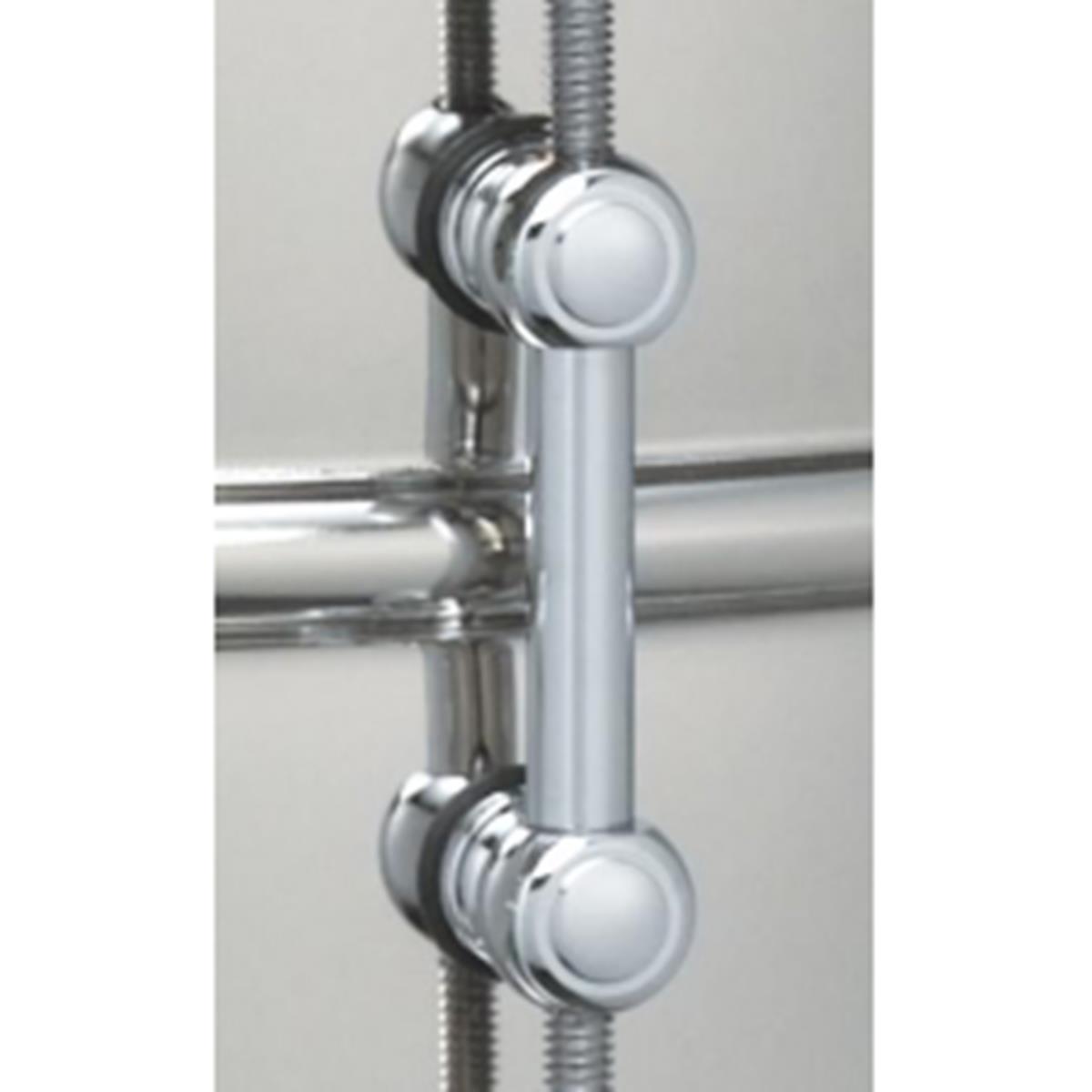 Tama MTL50 - blocchetto Brass Tube Lug per rullante S.L.P. - cromato