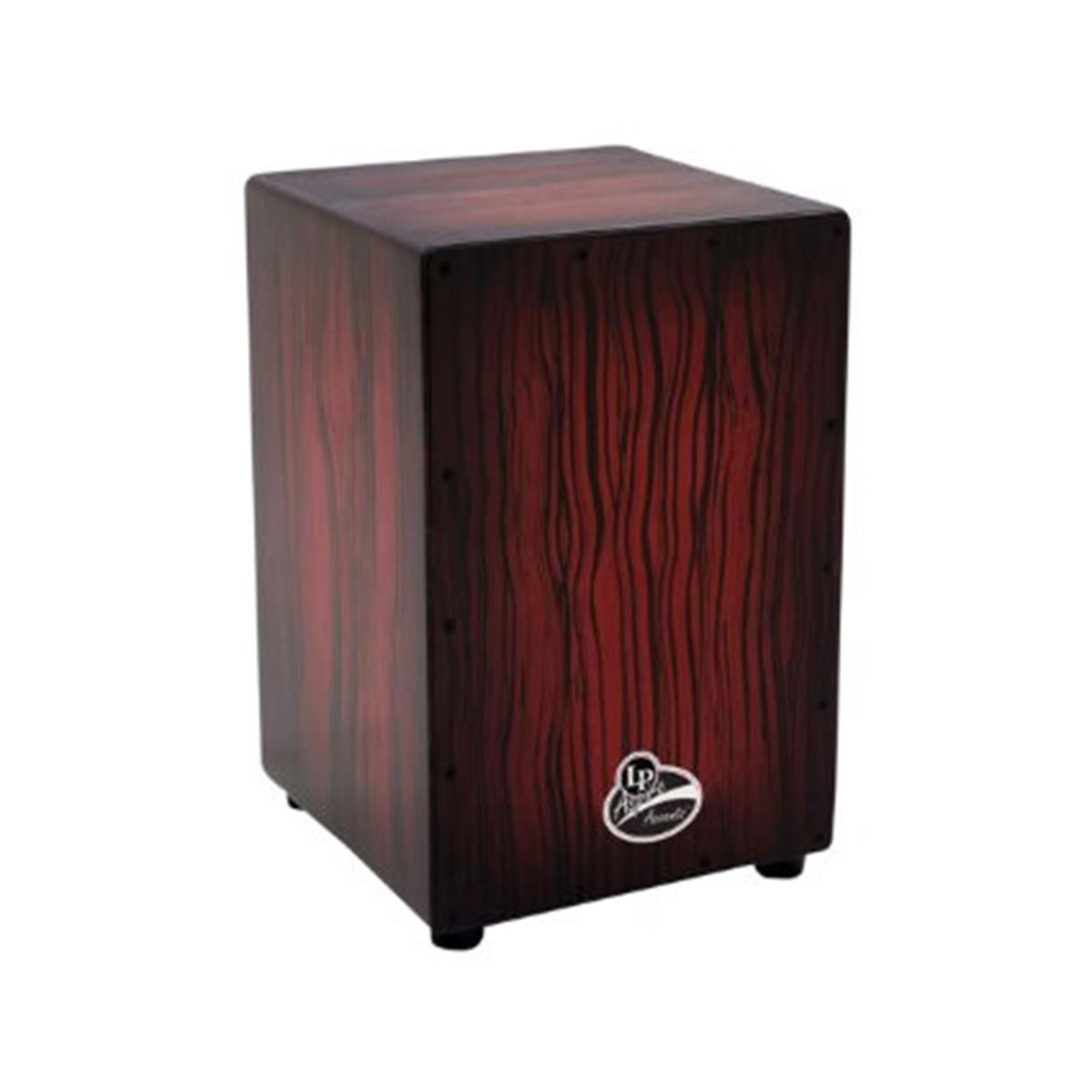 LATIN PERCUSSION LPA1332DWS ASPIRE CAJON DARKWOOD