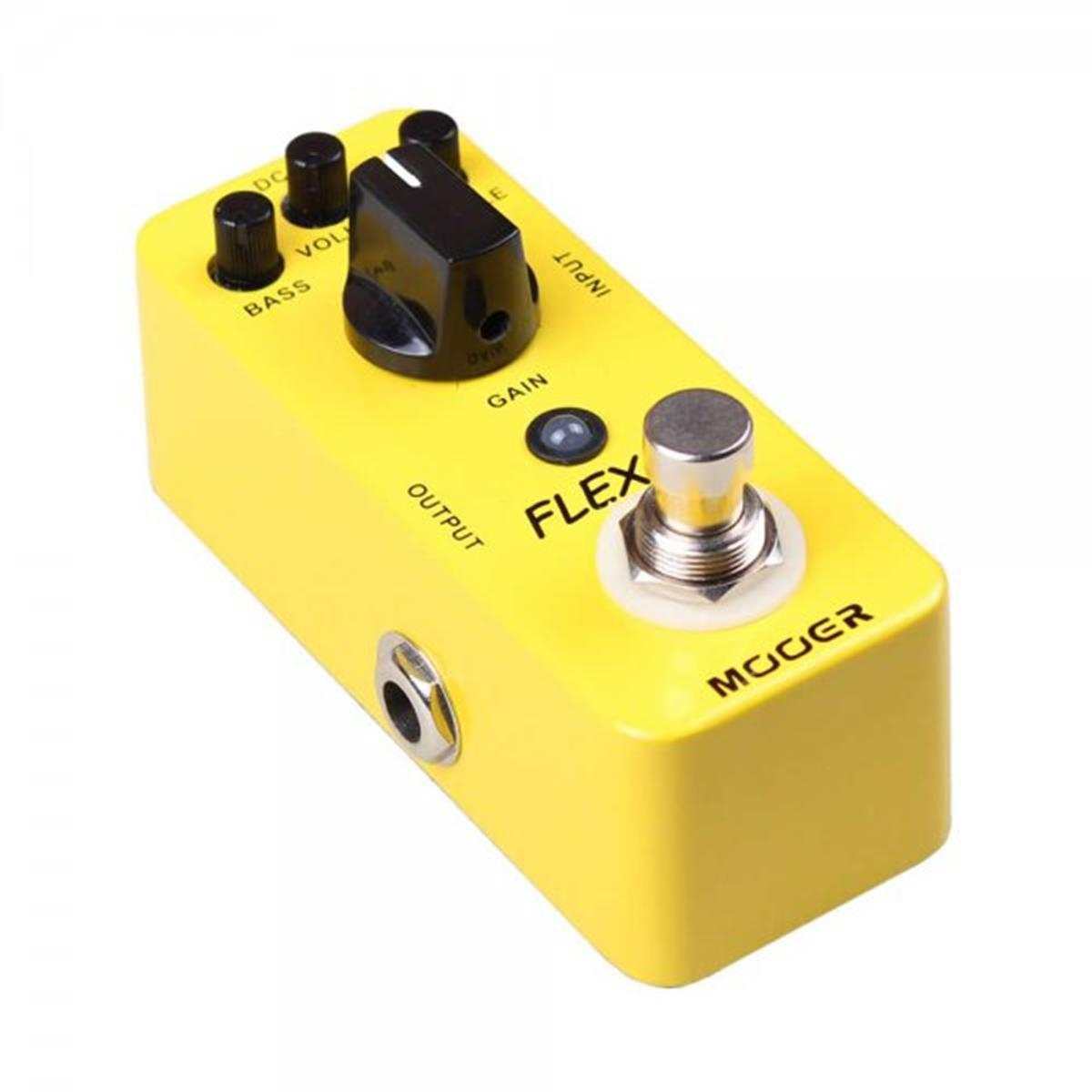 MOOER-Flex-Boost-Boost-Overdrive-Analogico-sku-8987