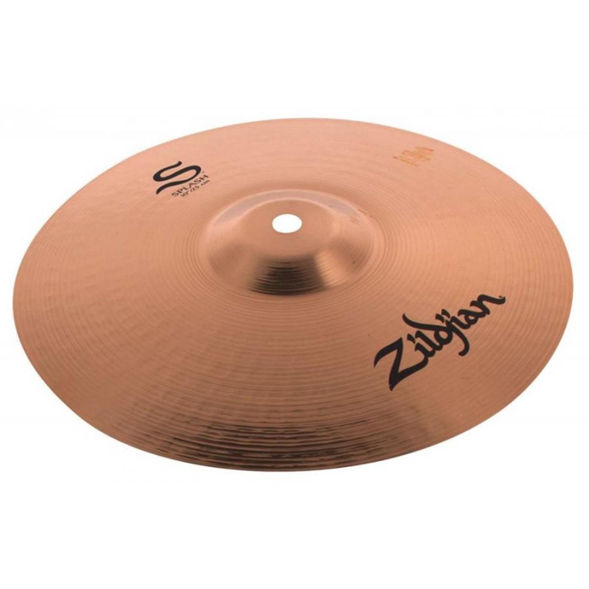 Zildjian 10 S Splash (cm. 25) - Batterie / Percussioni Piatti - Splash