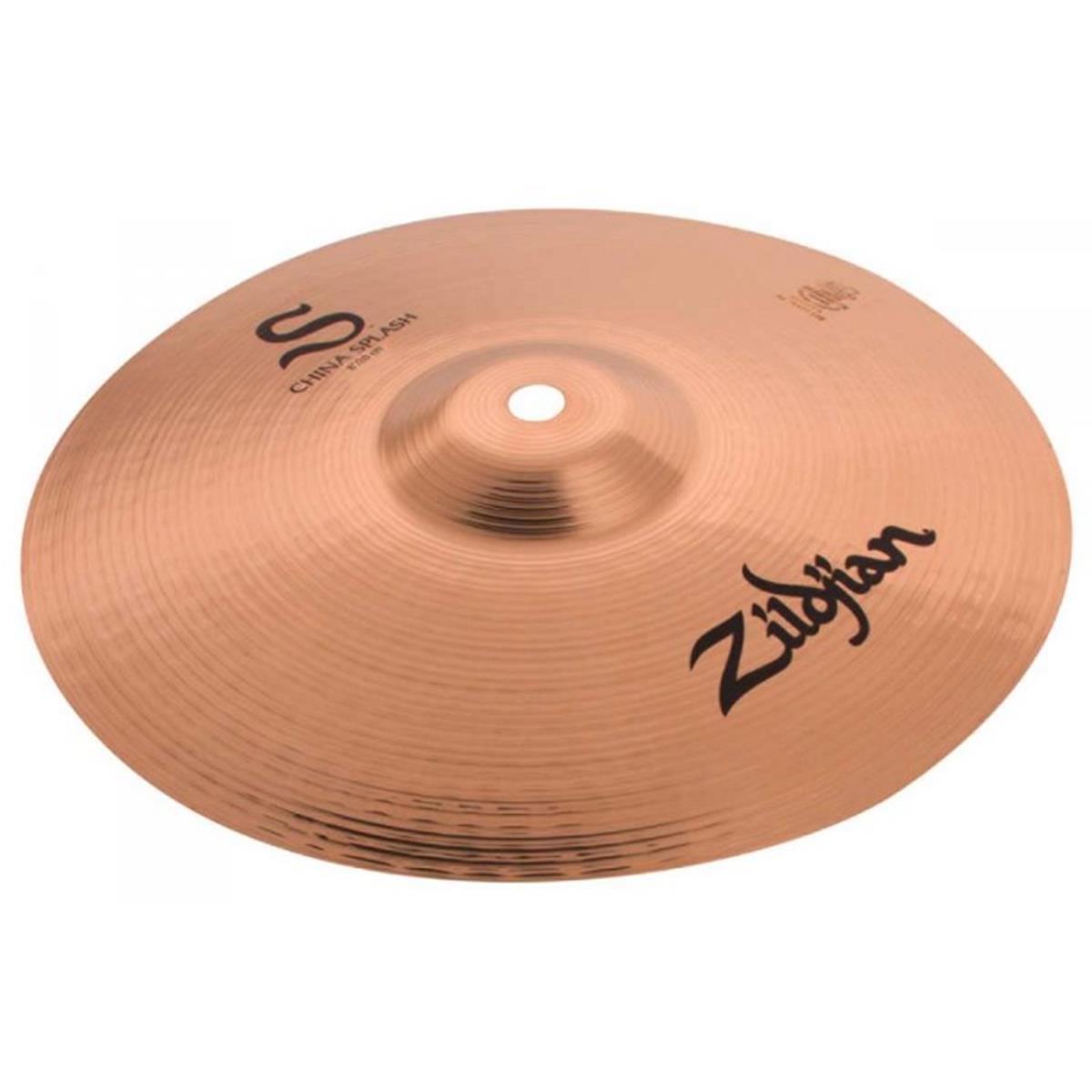 Zildjian 8 S China Splash (cm. 20) - Batterie / Percussioni Piatti - China e Altri