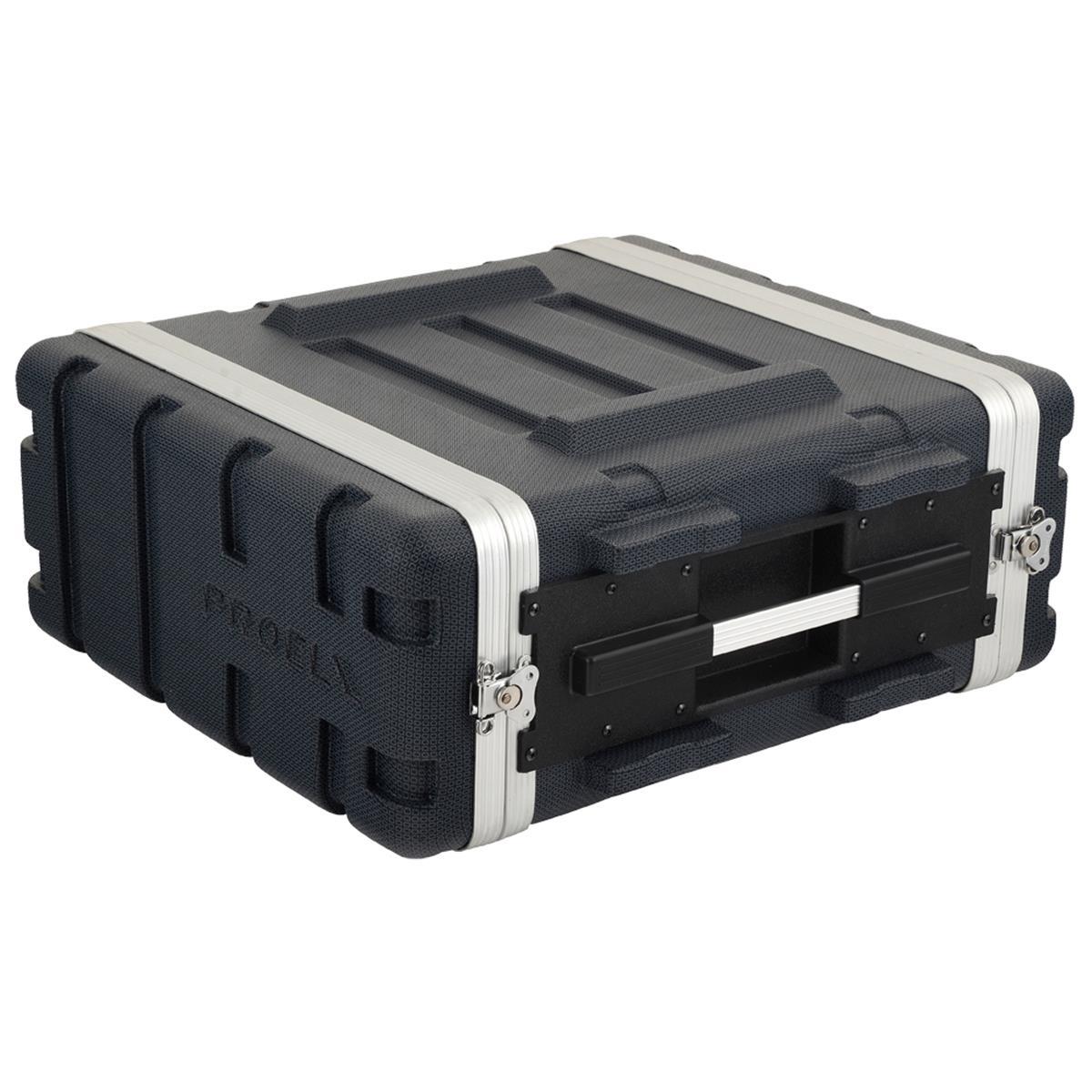 PROEL FORCE FOABSR4U RACK CASE 4 UNITà ABS - Dj Equipment Accessori - Borse e Custodie DJ