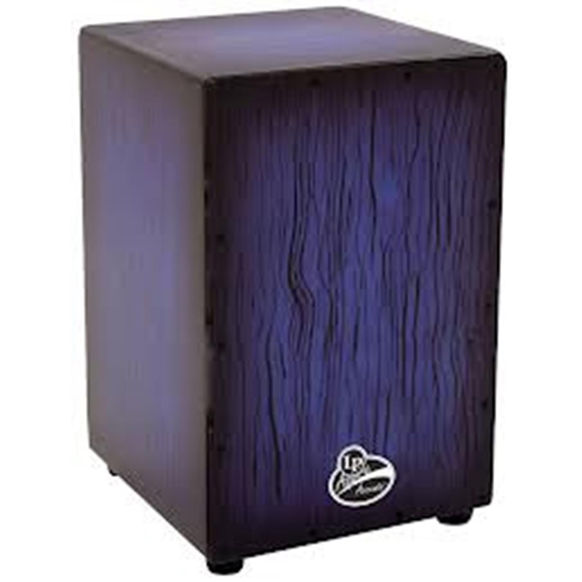 LATIN PERCUSSION LPA1332BBS ASPIRE ACCENT CAJON BLUE BURST