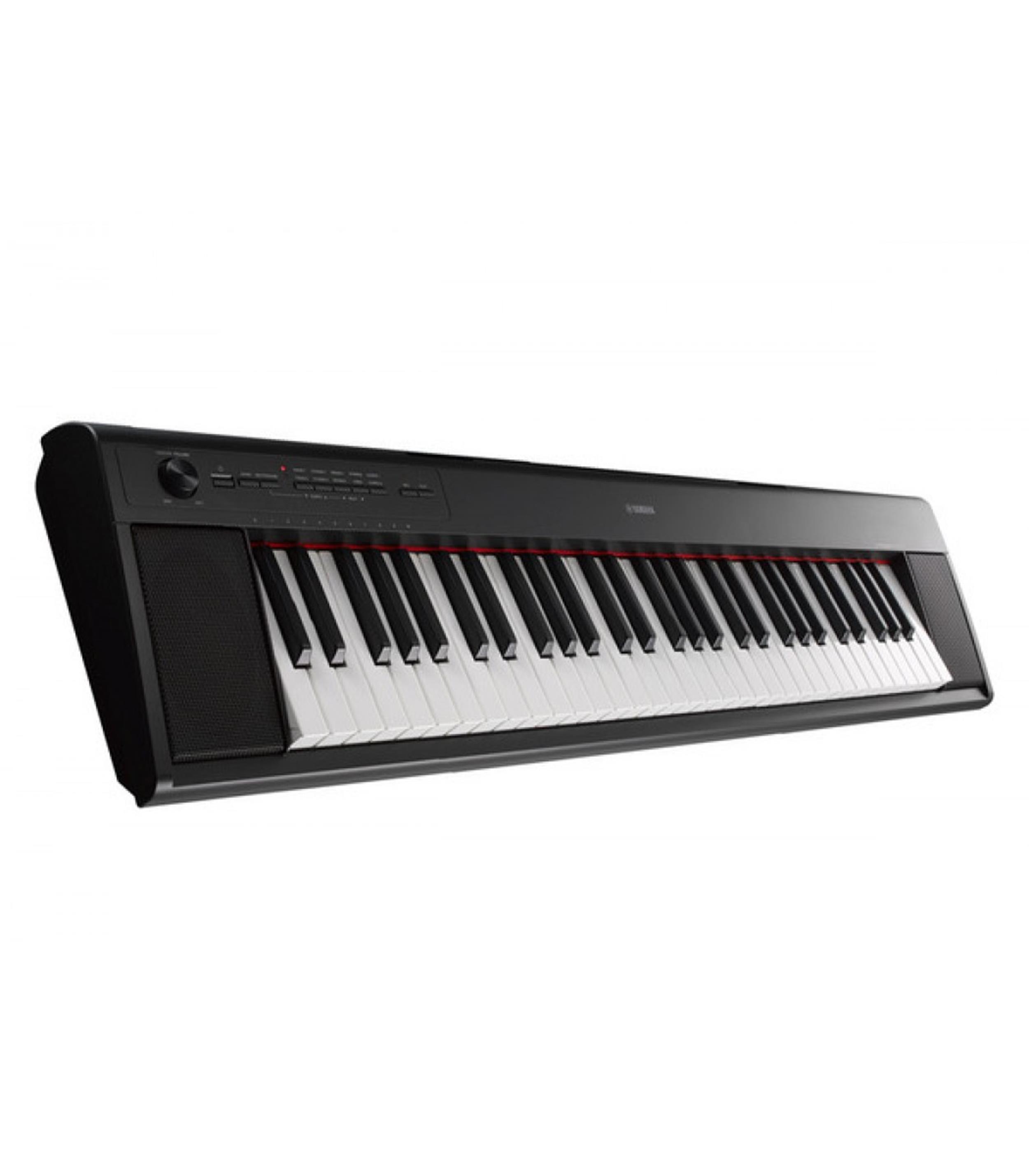 YAMAHA NP12 PIAGGERO PIANOFORTE DIGITALE 61 TASTI