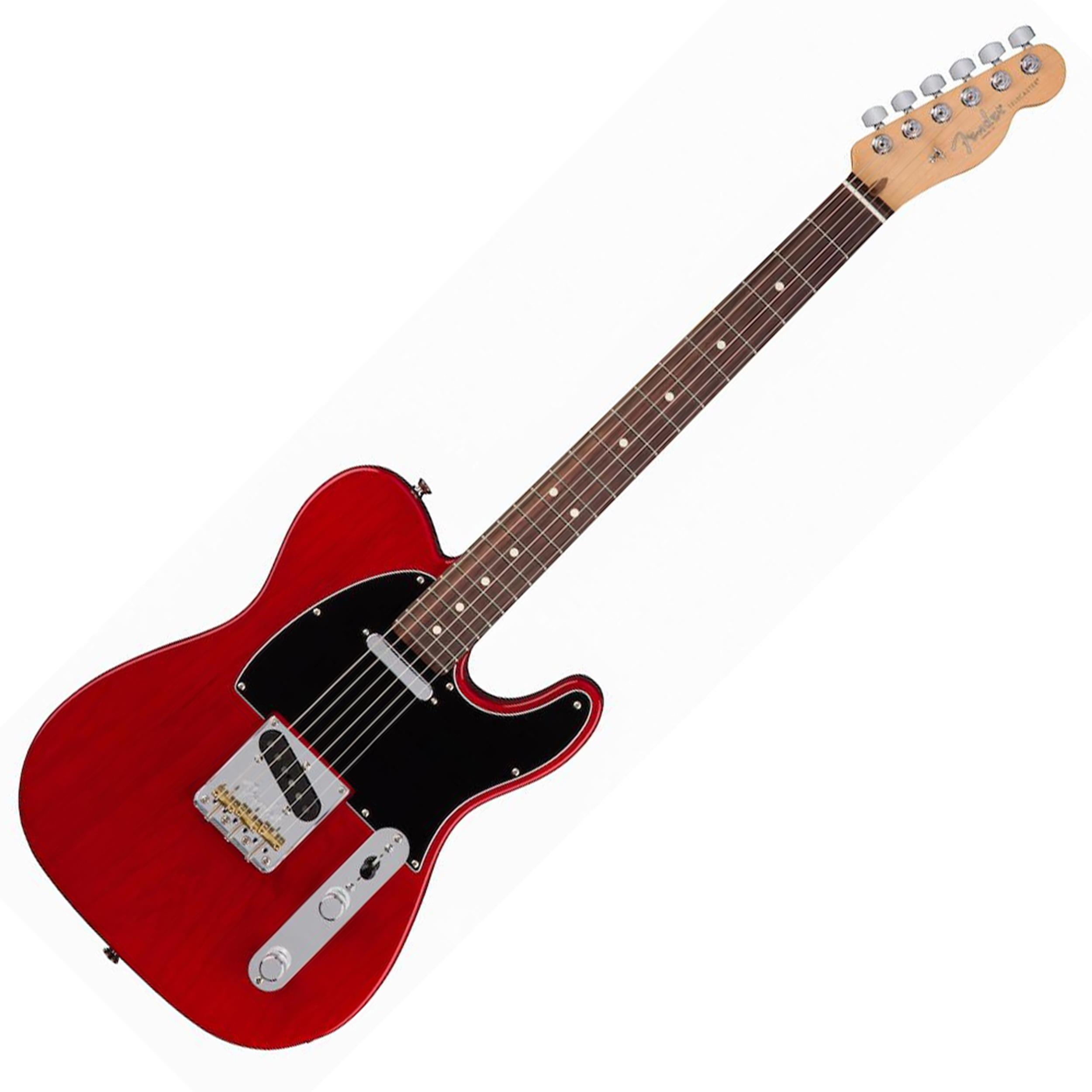 FENDER American Pro Professional Telecaster RW Crimson Red Transparent 0113060738