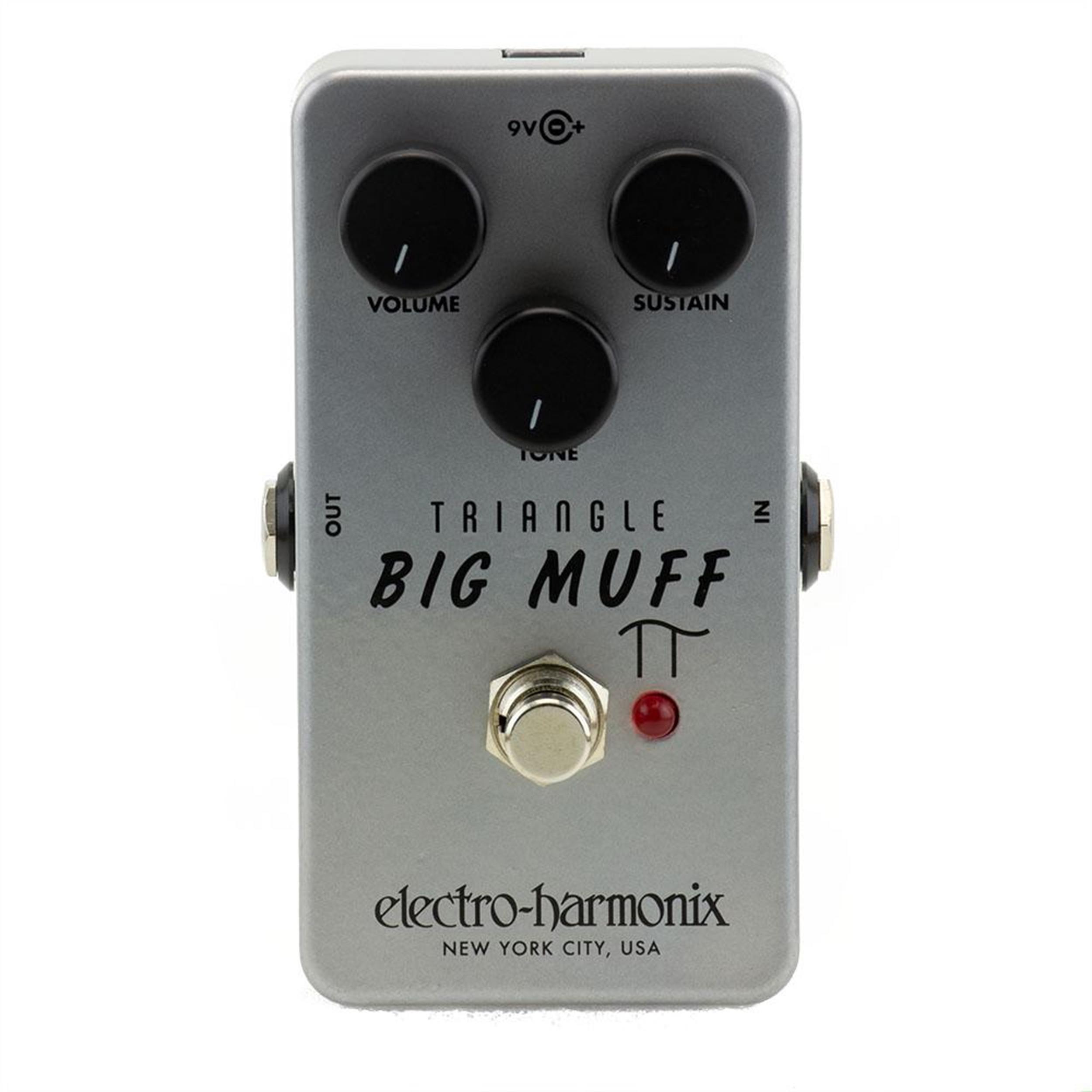 ELECTRO HARMONIX Triangle Big Muff Pi Fuzz