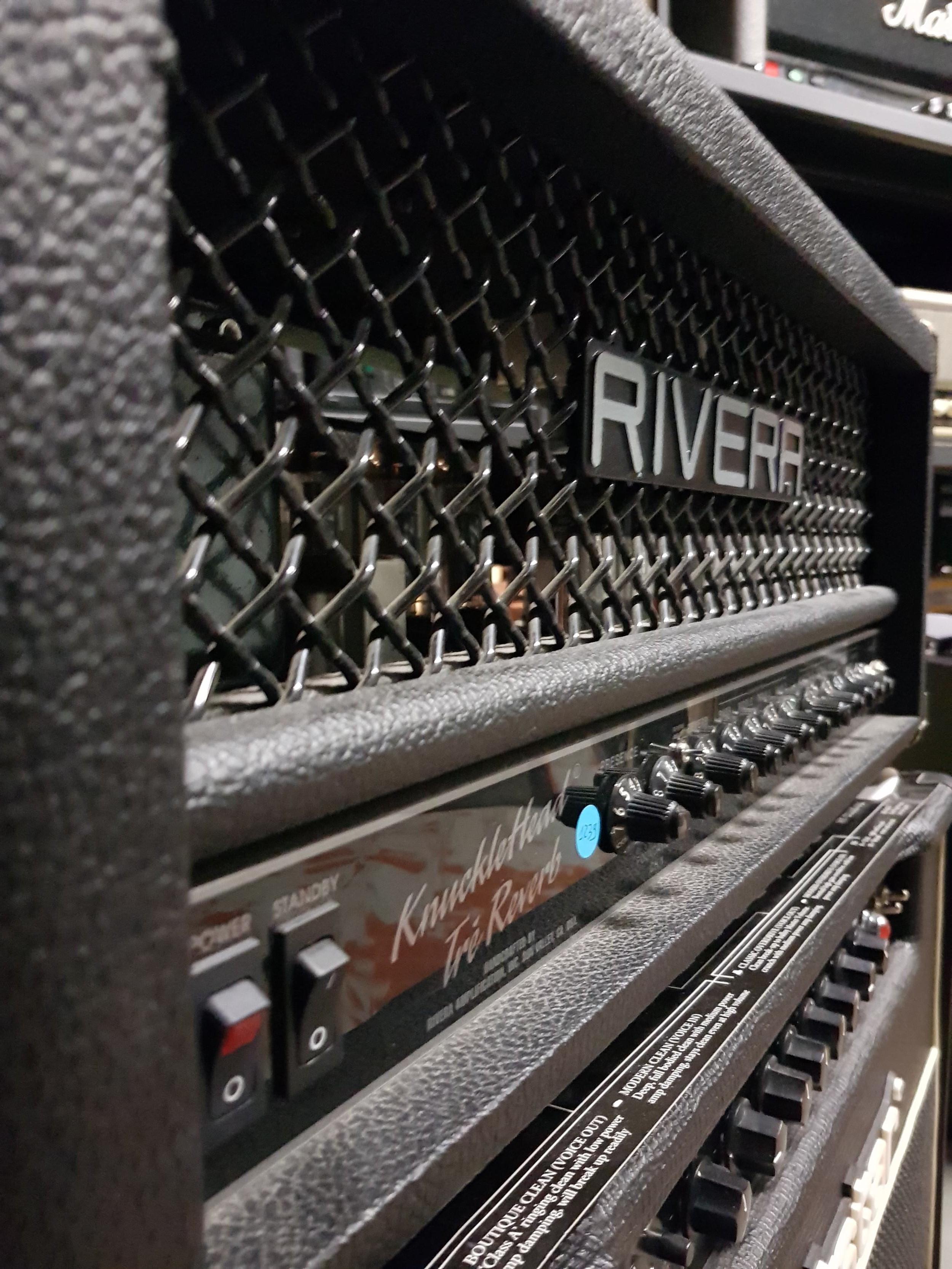 RIVERA K3 KNUCKLE HEAD ..