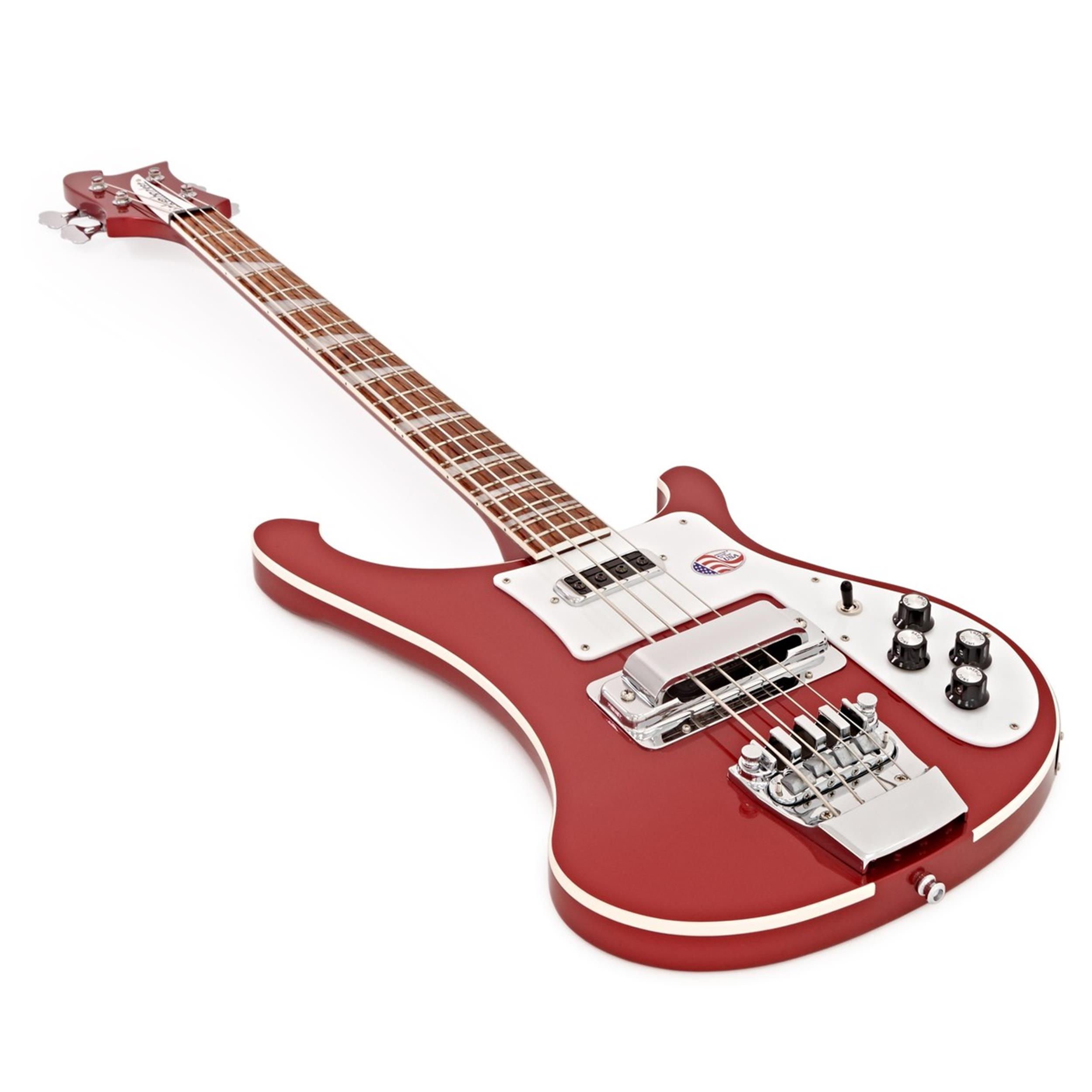 RICKENBACKER 4003 S BASS RBY RUBY RED