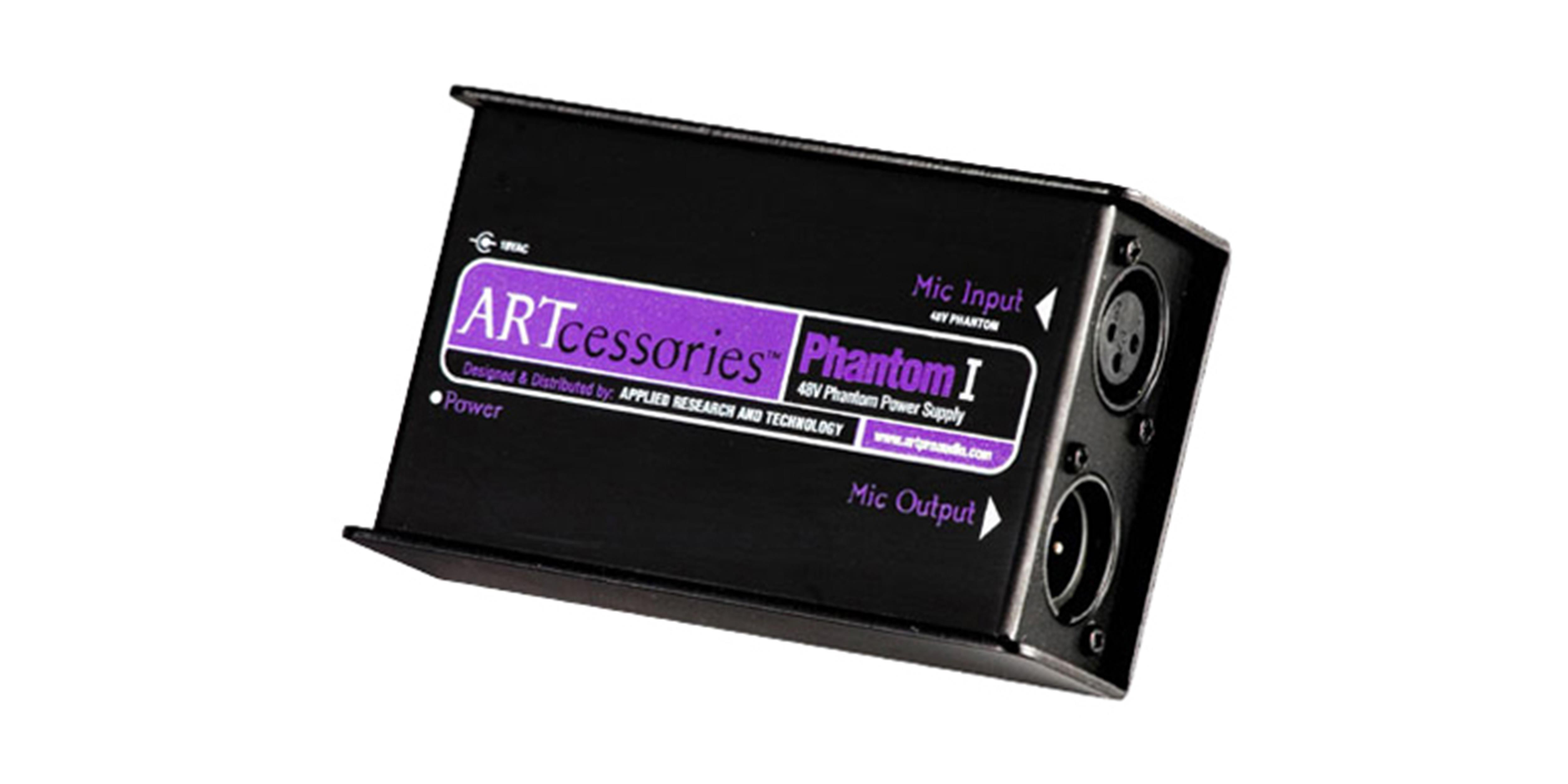 ART PHANTOM I ALIMENTATORE +48volt