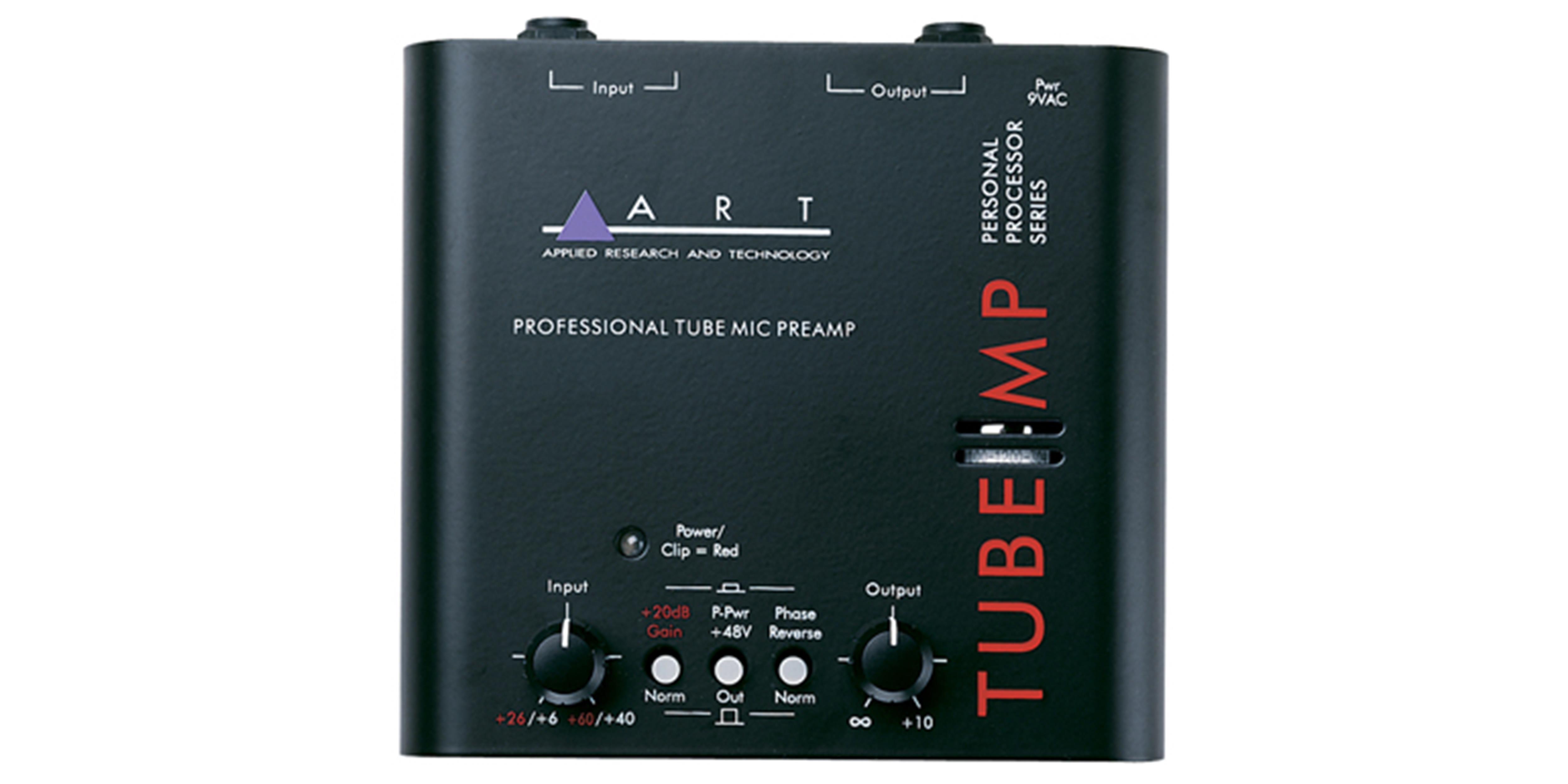 ART TUBE MP preamplificatore microfonico valvolare