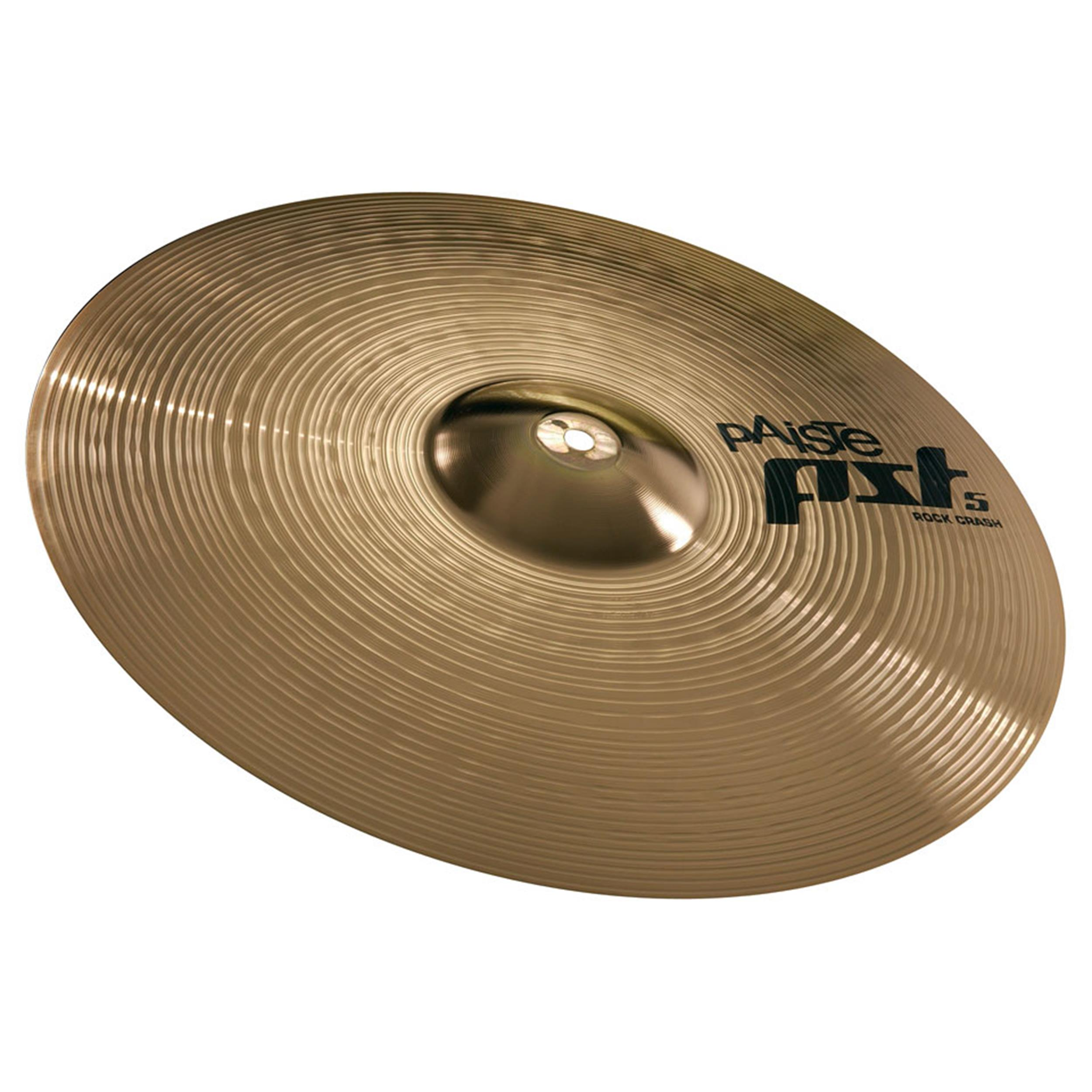 PAISTE PST5 CRASH RIDE 18