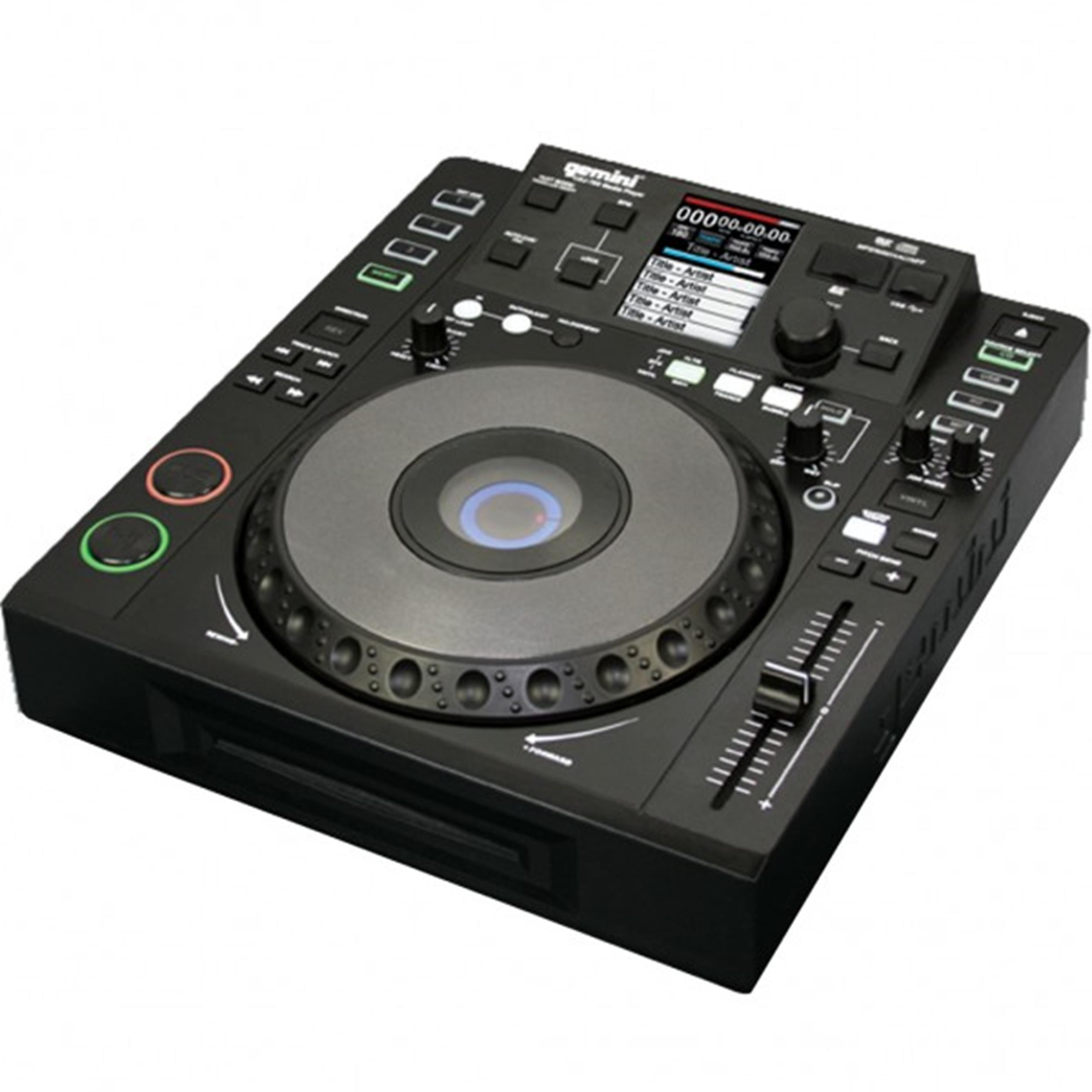 GEMINI CDJ 700 CD PLAYER COPPIA