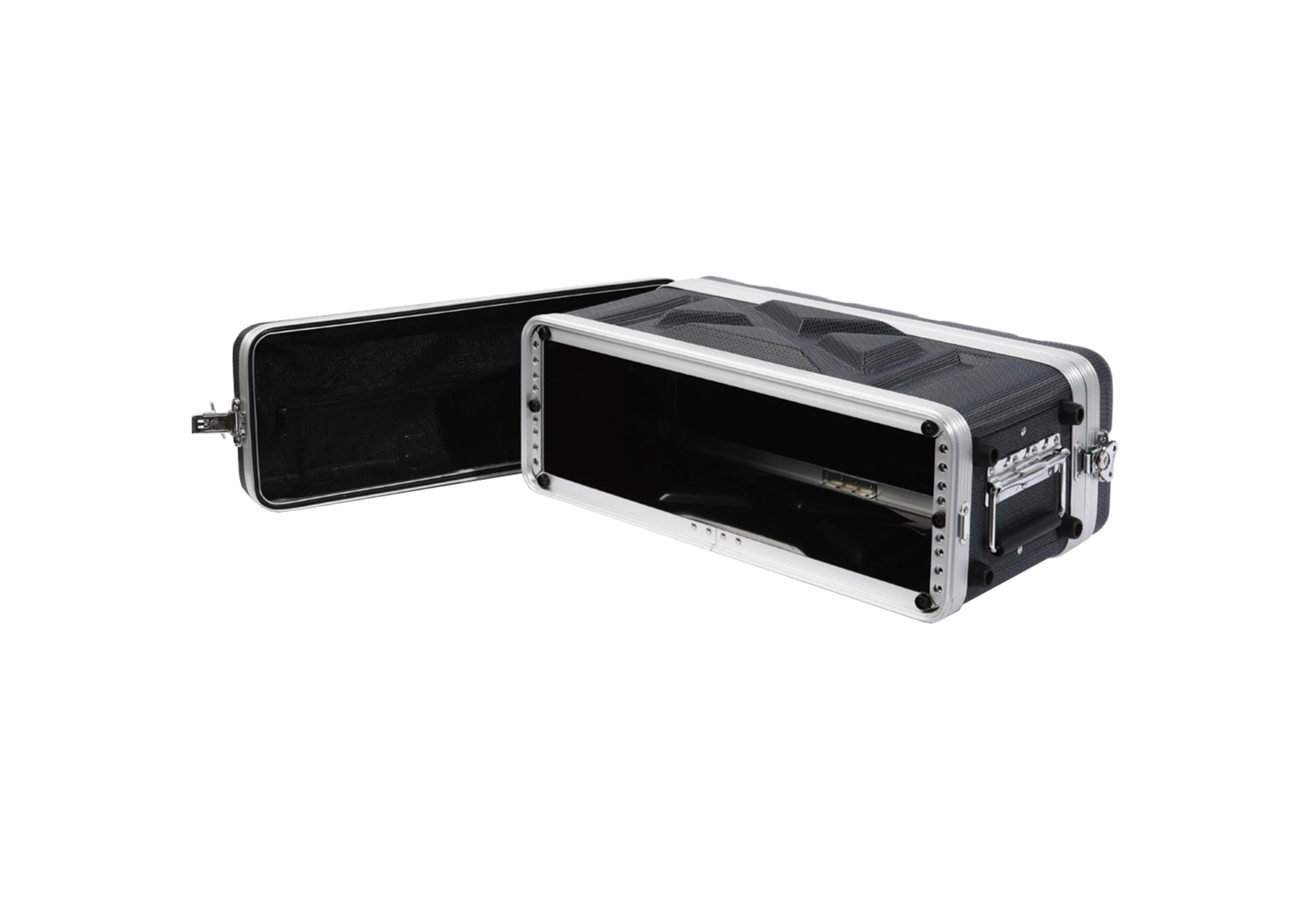 PROEL FORCE FOABSR3US RACK FLIGHT CASE CORTO IN ABS - Dj Equipment Accessori - Borse e Custodie DJ