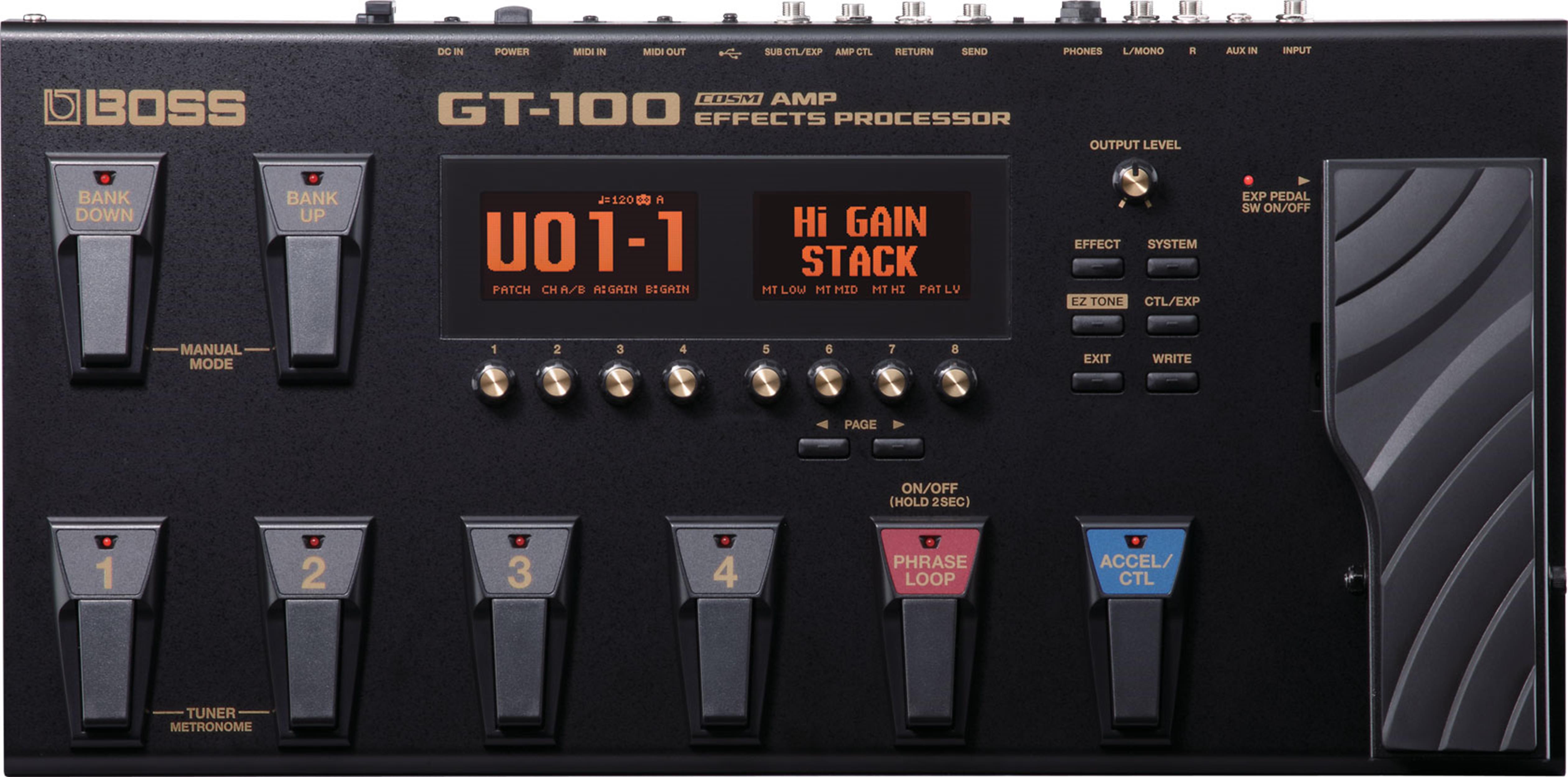 BOSS GT 100 v.2