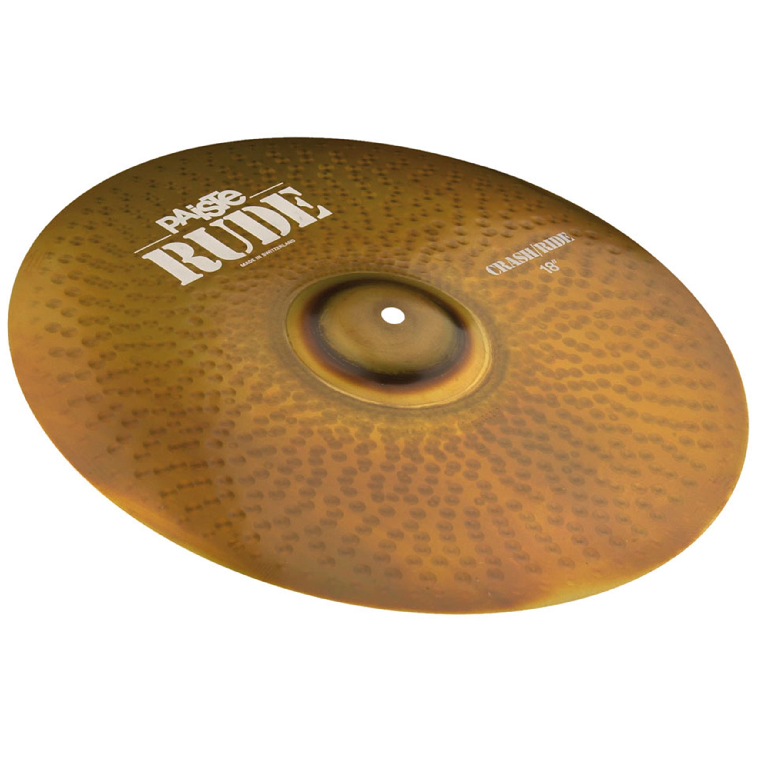 PAISTE RCCRC18 - RUDE CLASSIC CRASH / RIDE 18