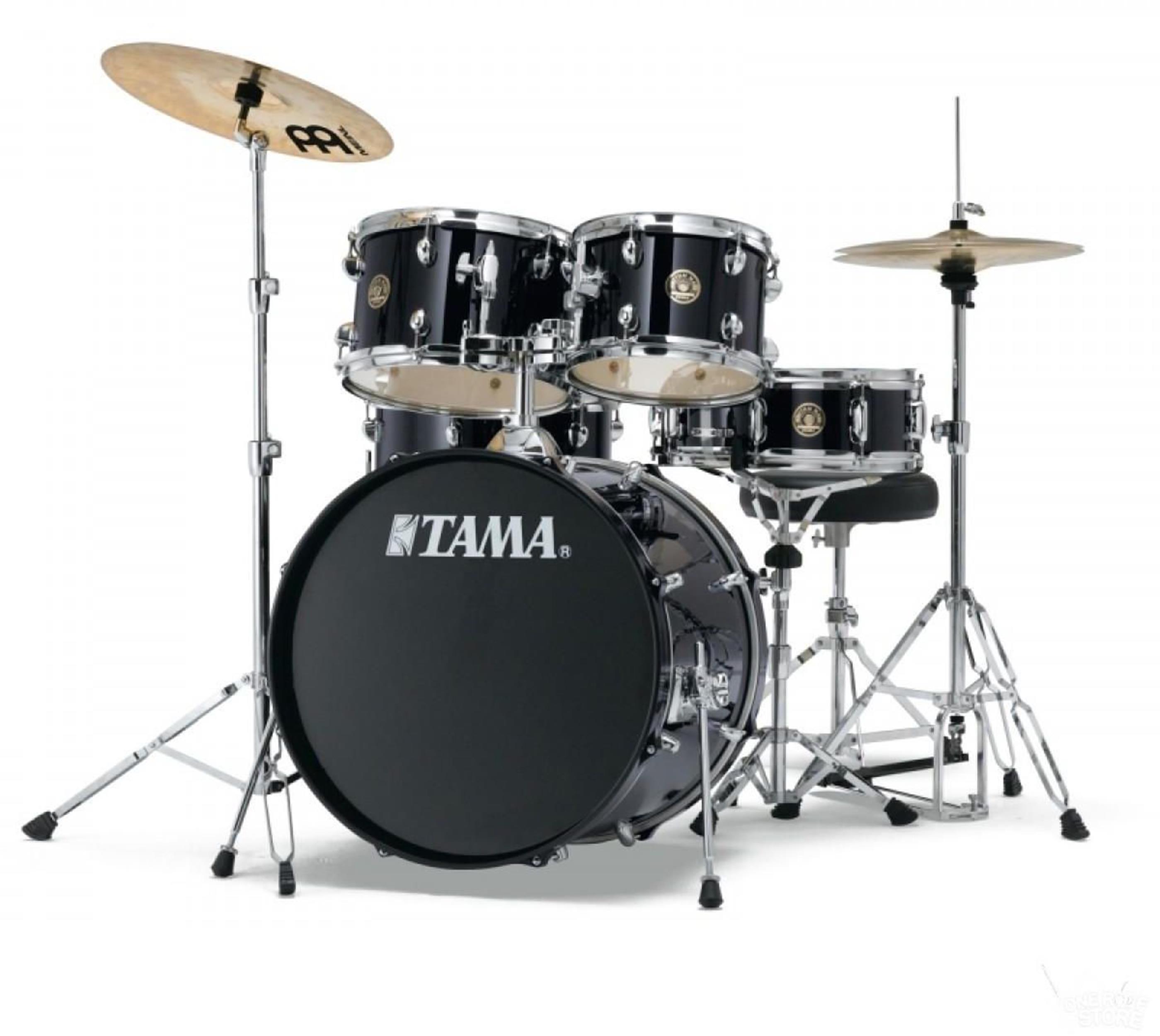 TAMA RM52KH6C-CCM - batteria completa + piatti - finitura Charcoal Mist