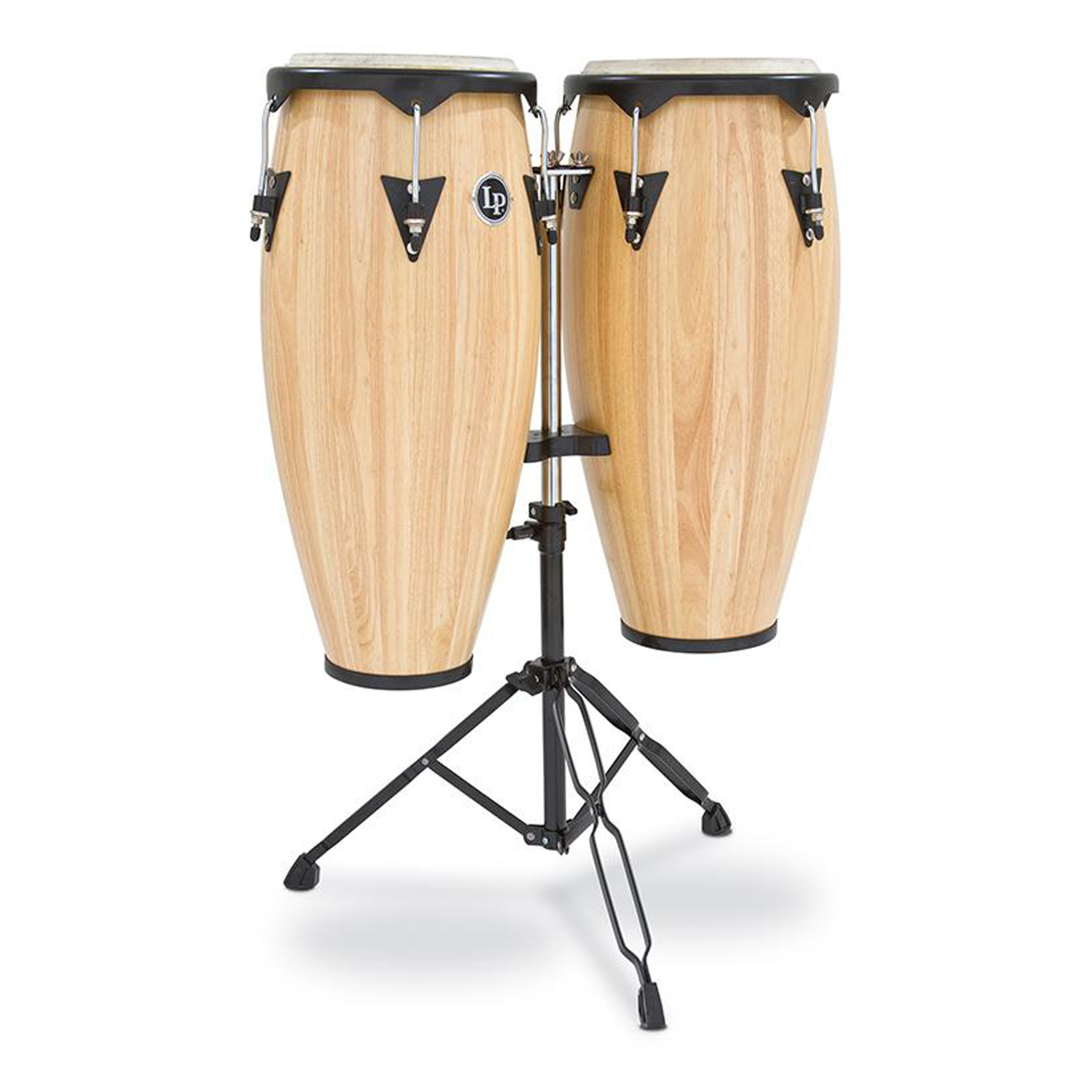 LATIN PERCUSSION LP City Wood Congaset 10-11 Natural LP646 NYAW - 801000