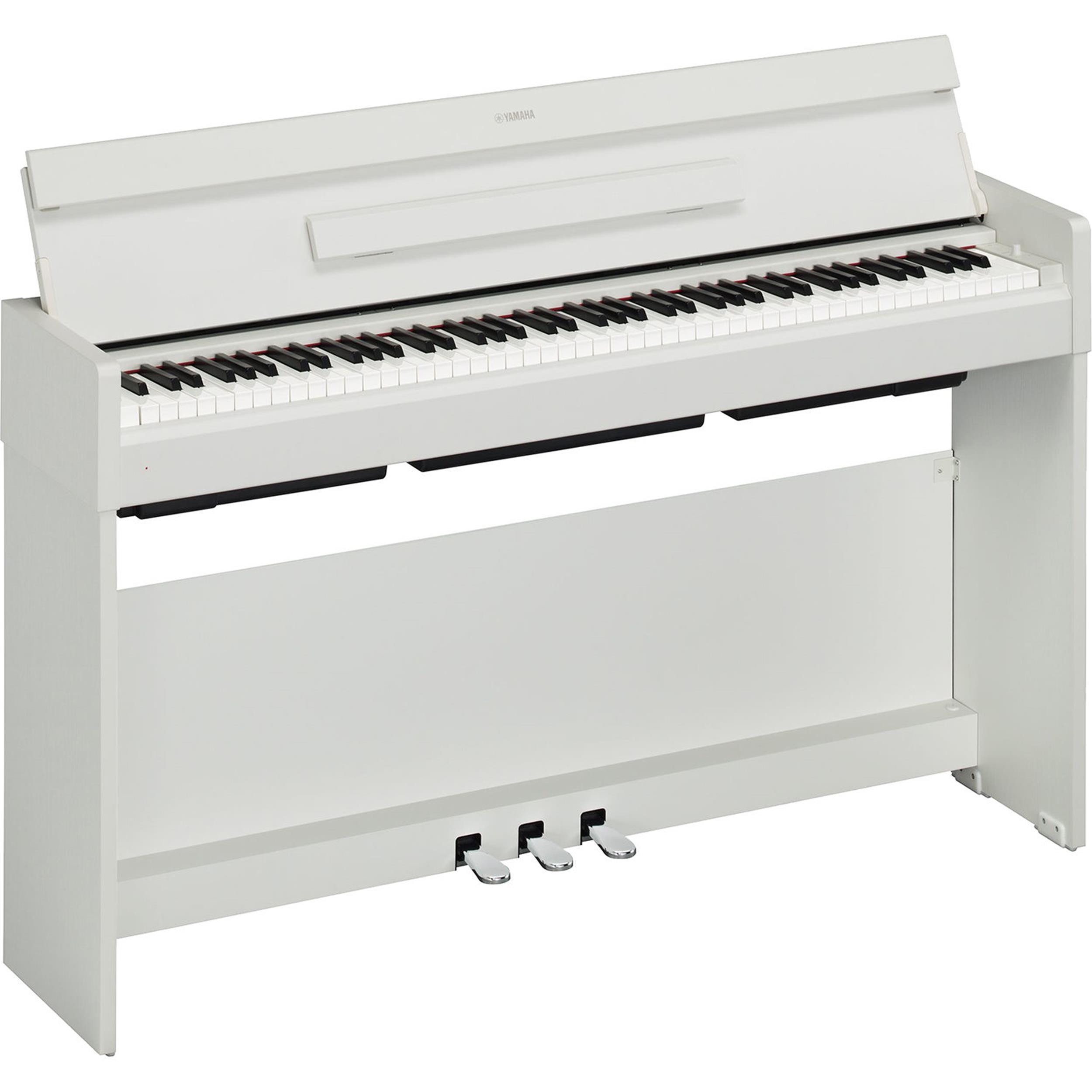 YAMAHA YDPS34WH - ARIUS - DIGITAL PIANO WHITE