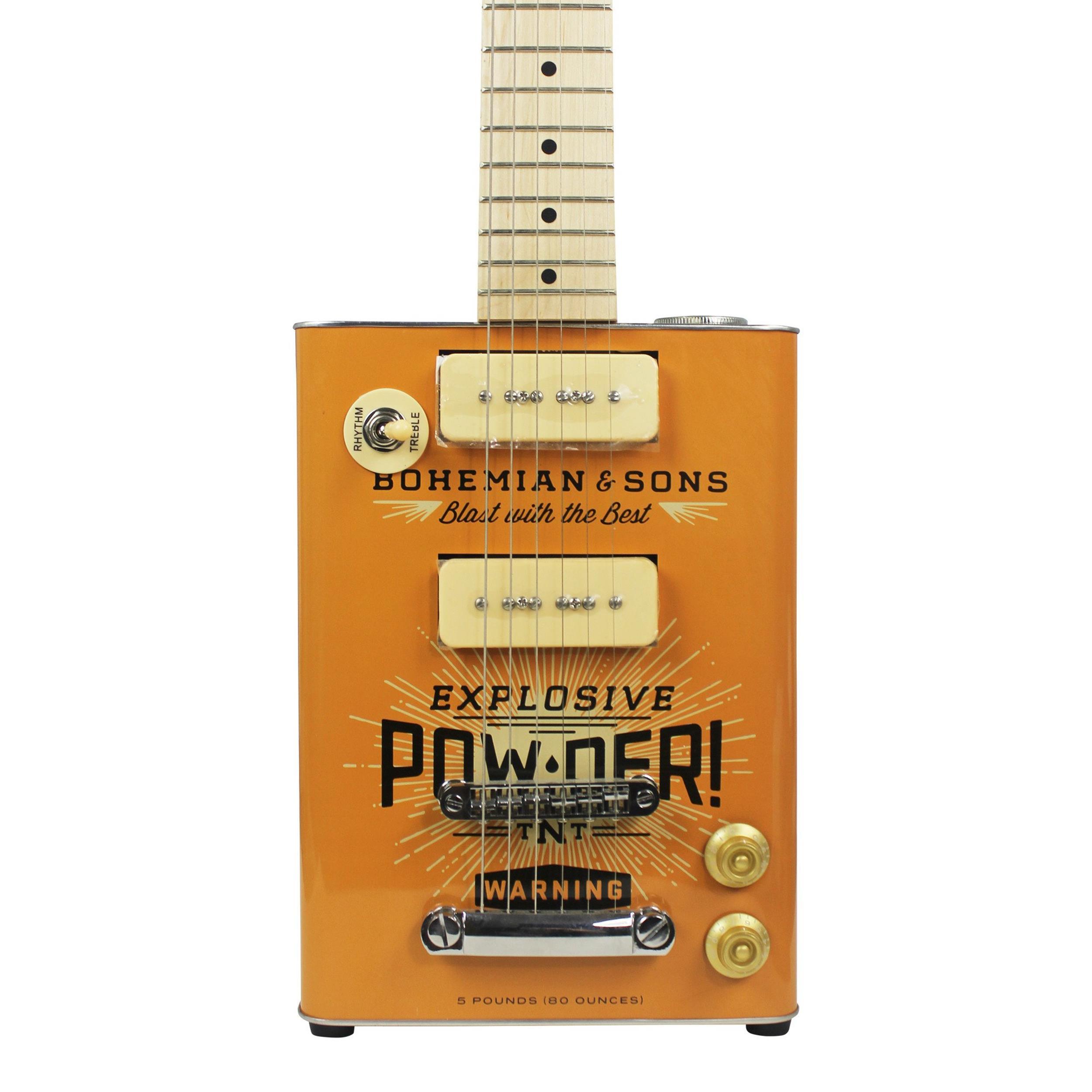 BOHEMIAN GUITAR TNT - 2P90