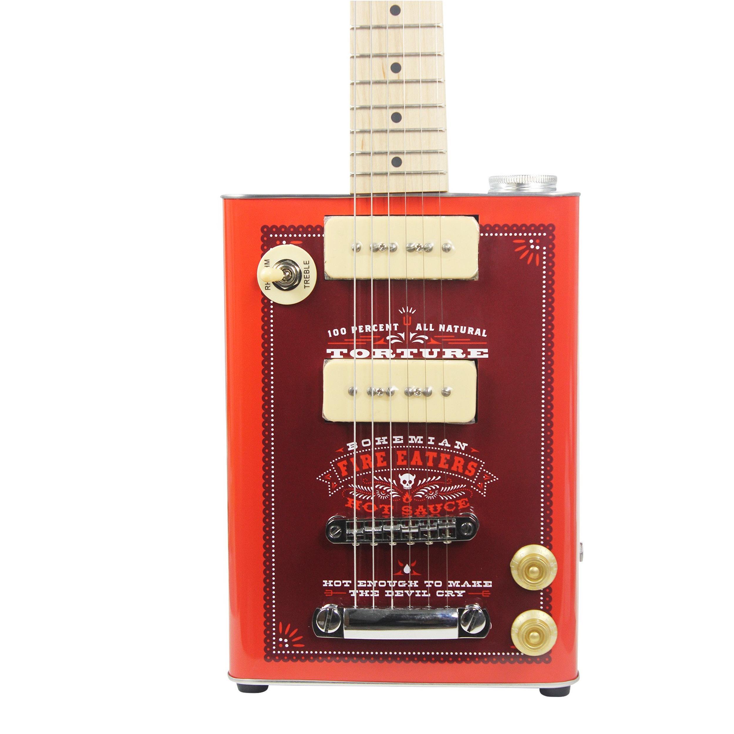 BOHEMIAN GUITAR HOT SAUCE - 2P90