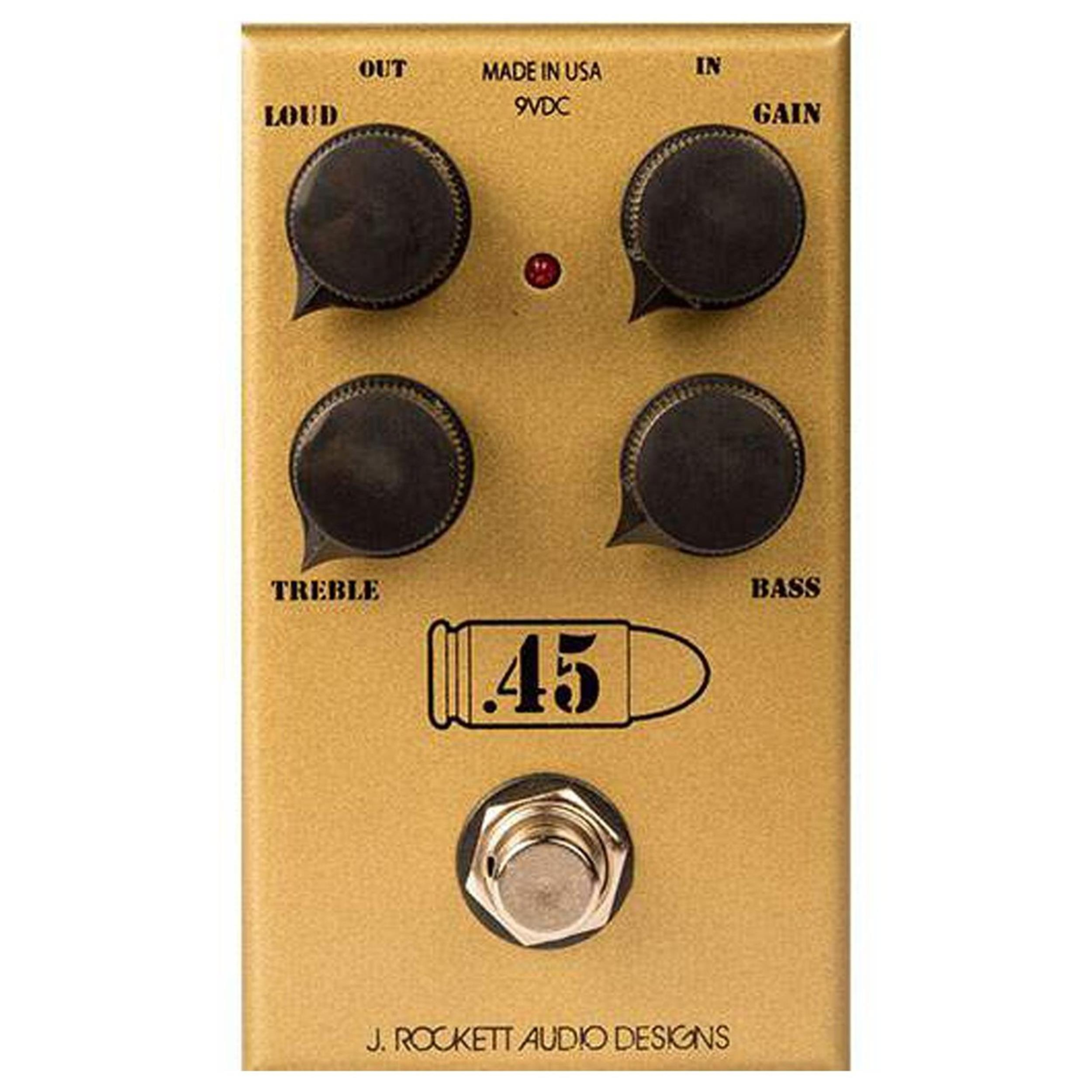J. ROCKETT 45 Caliber
