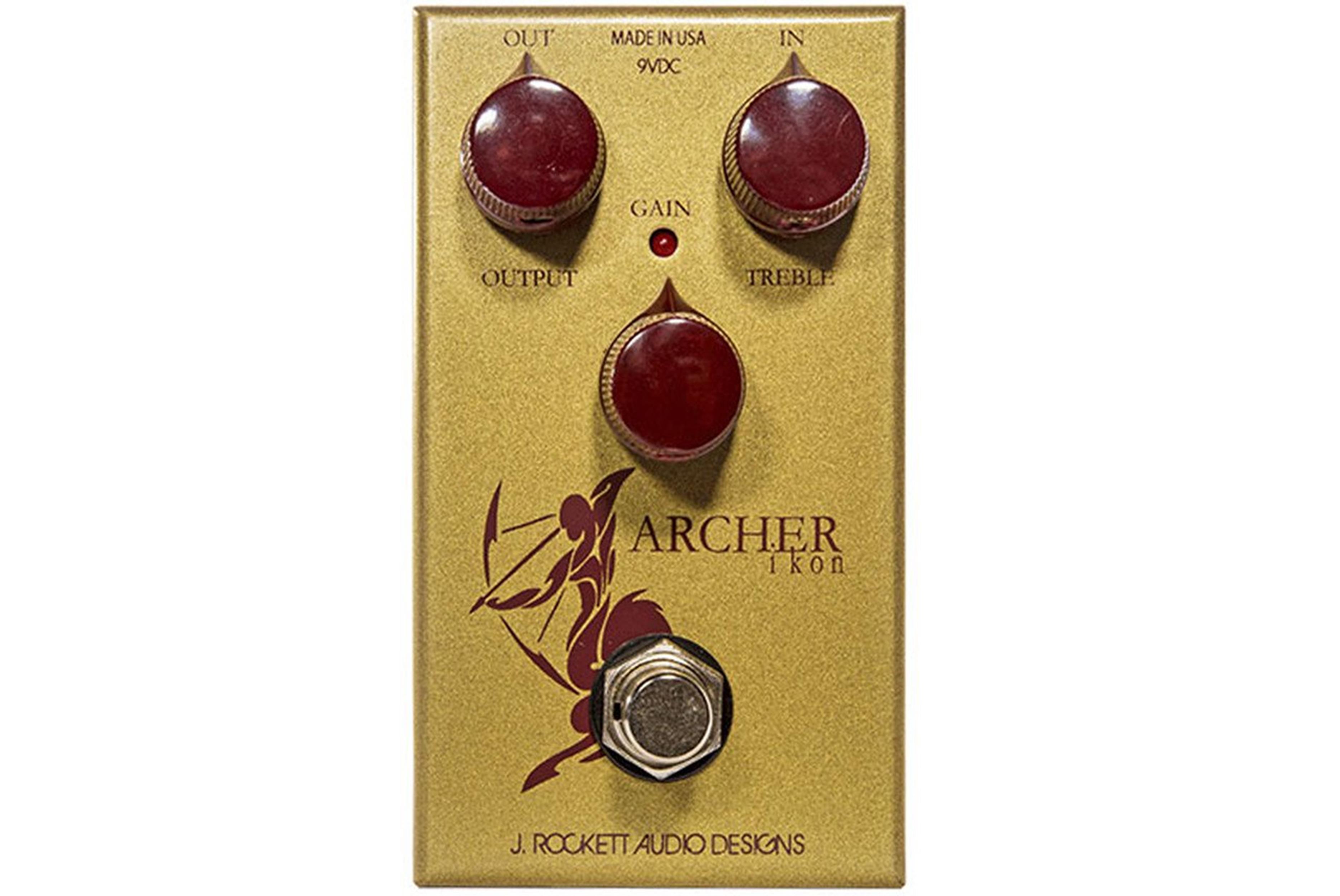 5 Archer Ikon