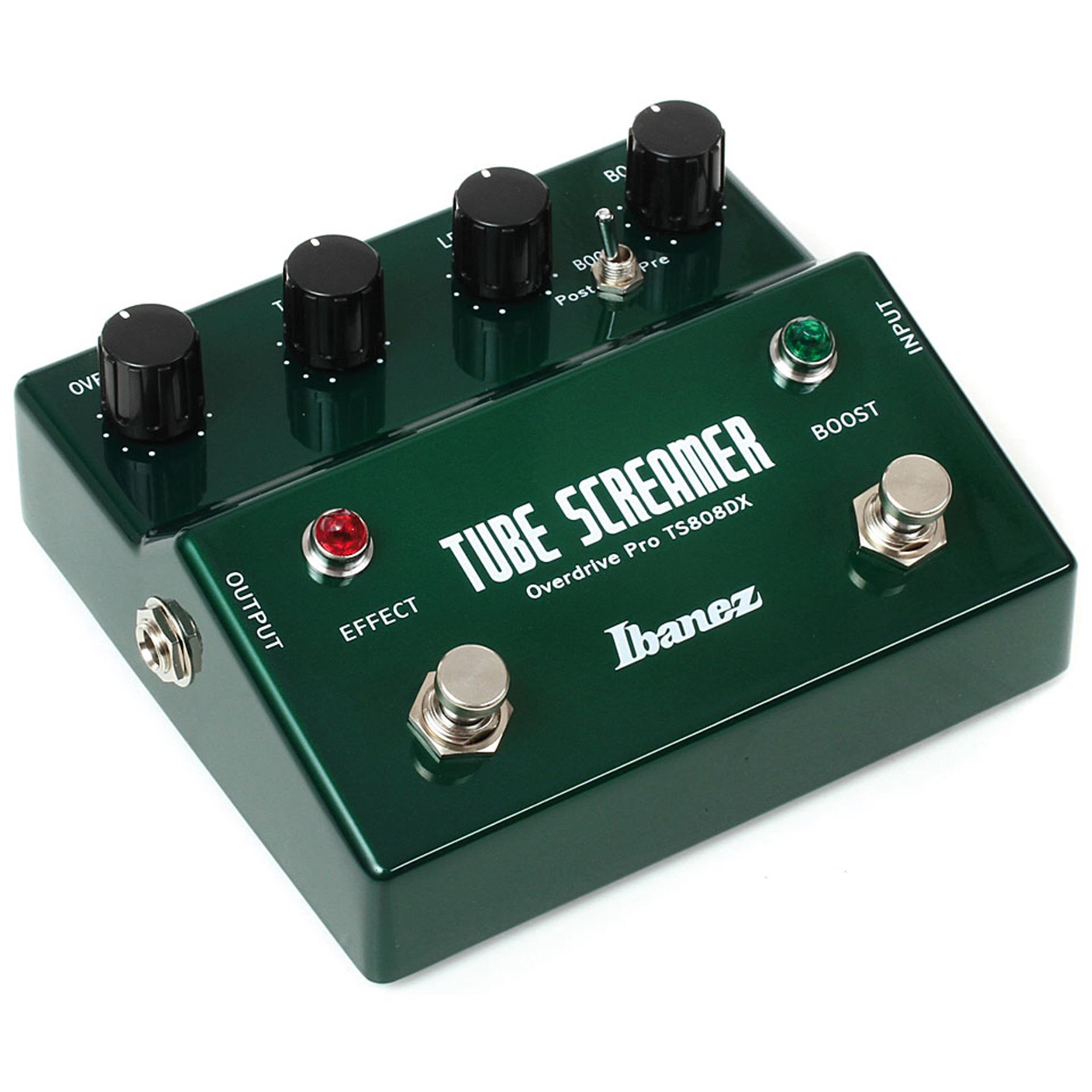 IBANEZ-TS808DX-Tube-Screamer-Overdrive-Booster-B-STOCK-sku-15483