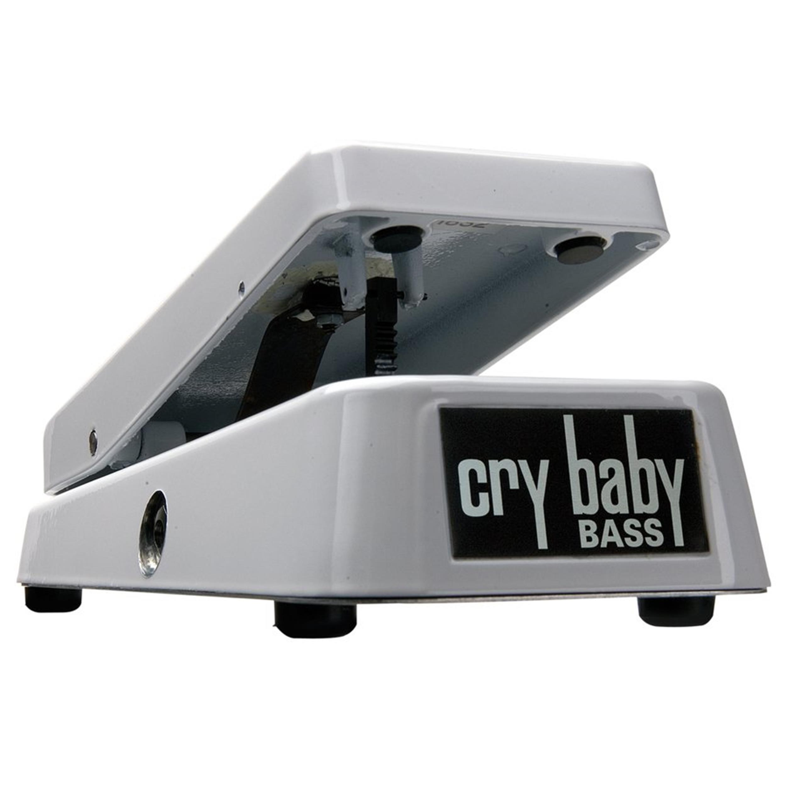 DUNLOP 105 Q CRY BABY BASS WHA WAH