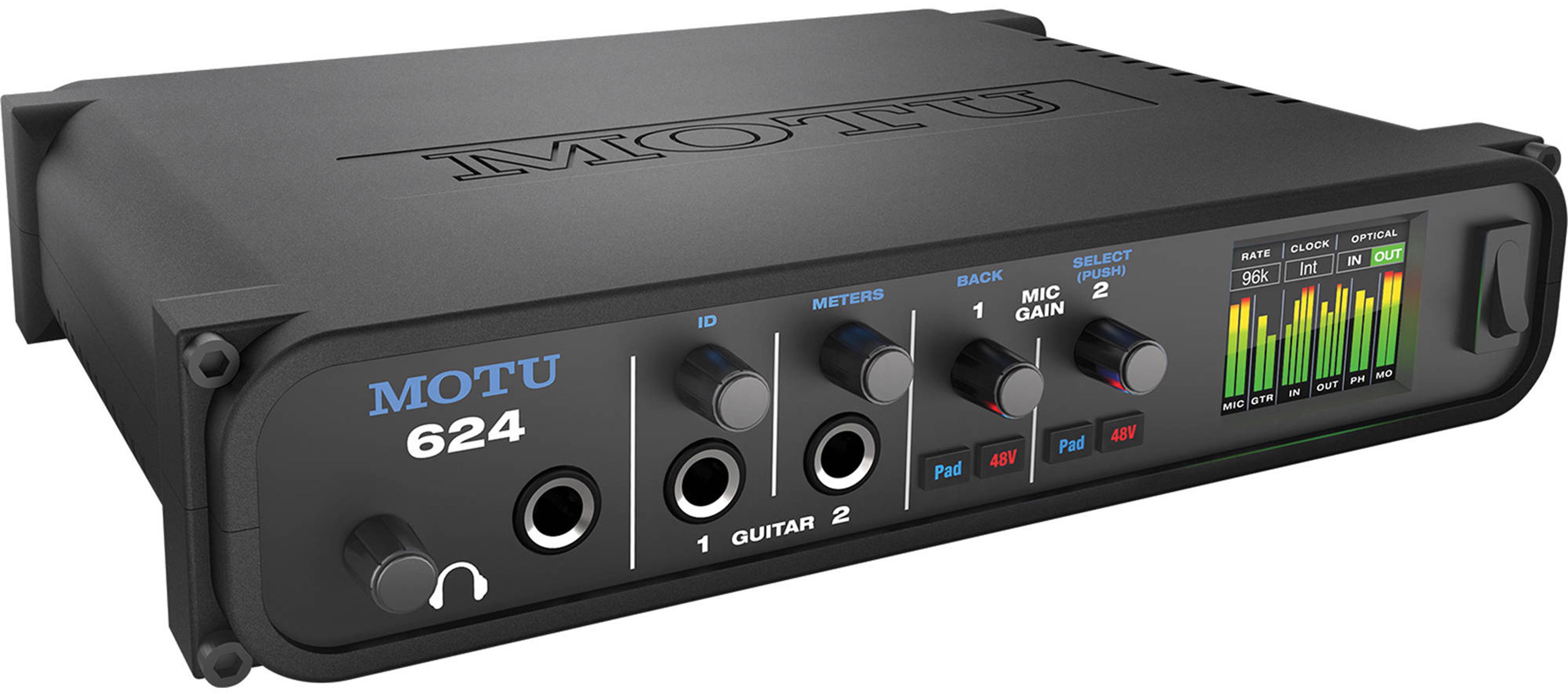 MOTU 624 AVB INTERFACCIA AUDIO USB3 / AVB / THUNDERBOLT