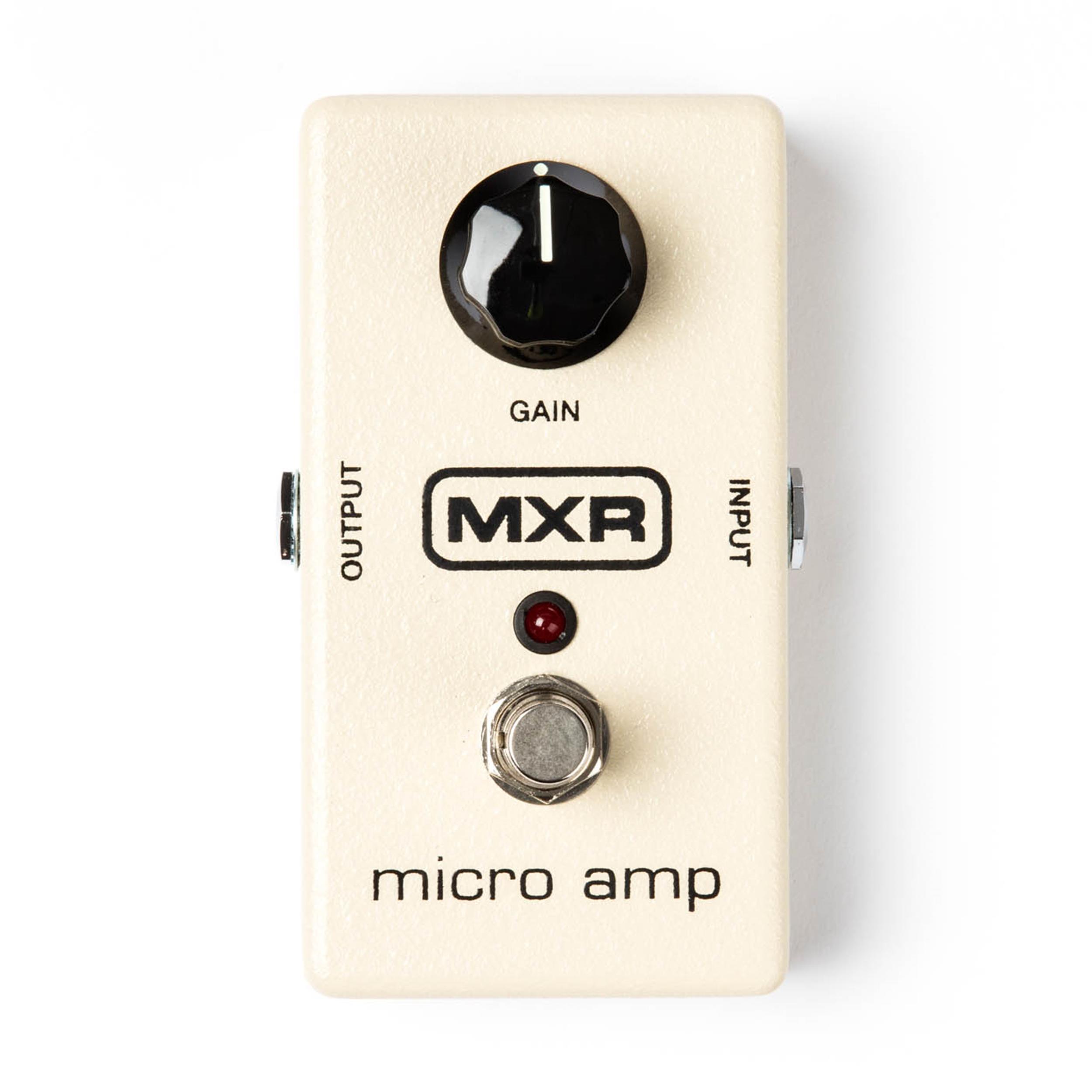 MXR M133 MICROAMP