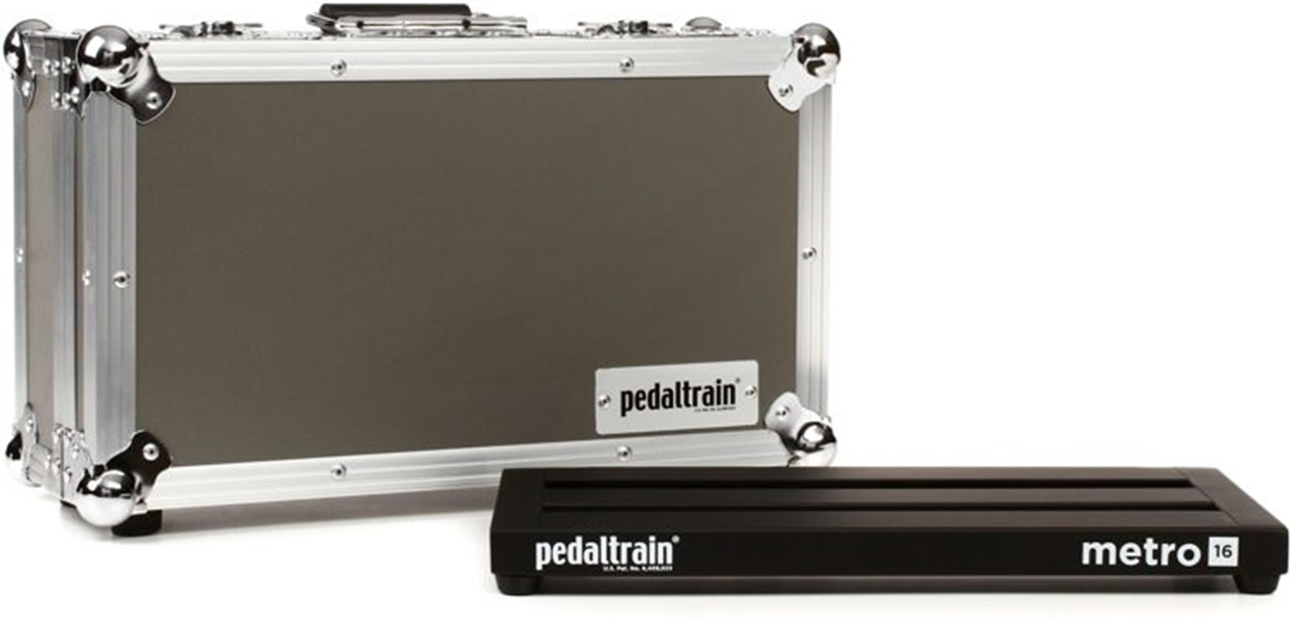 PEDALTRAIN METRO 16 TOUR CASE