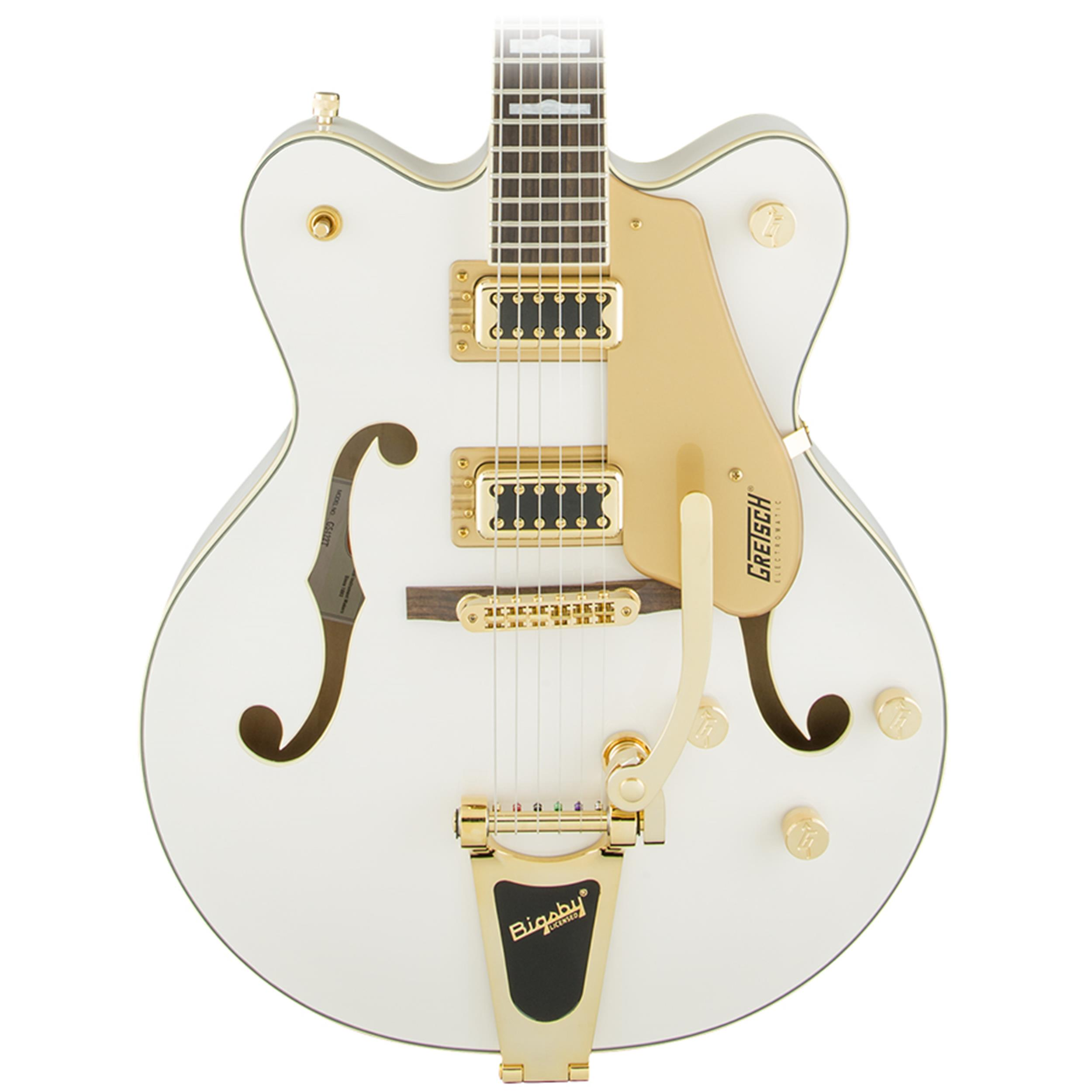 GRETSCH G 5422 TG ELECTROMATIC HOLLOWBODY SNOWCREST WHITE - 2506014567