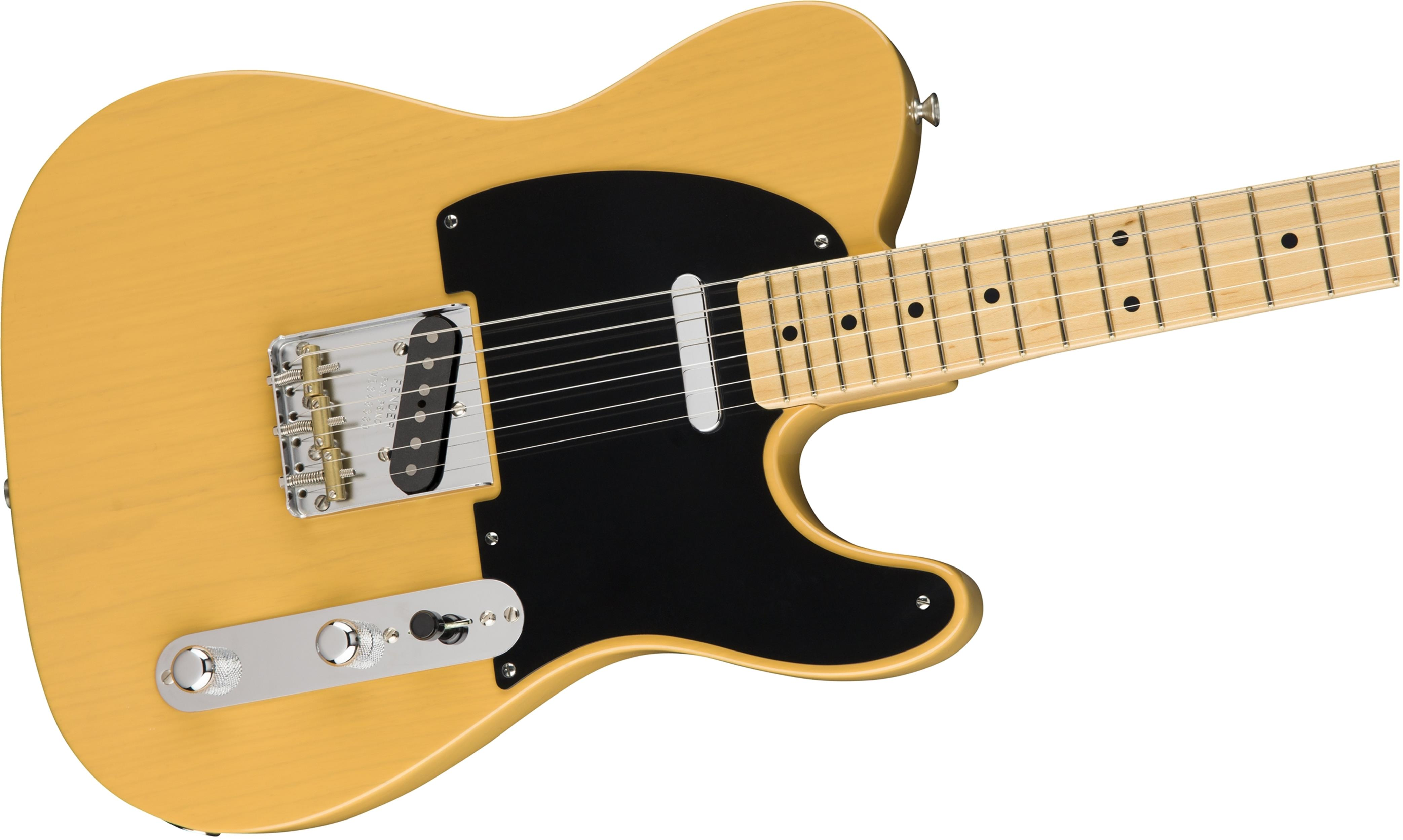 FENDER American Original 50 s Telecaster Butterscotch Blonde 0110132850