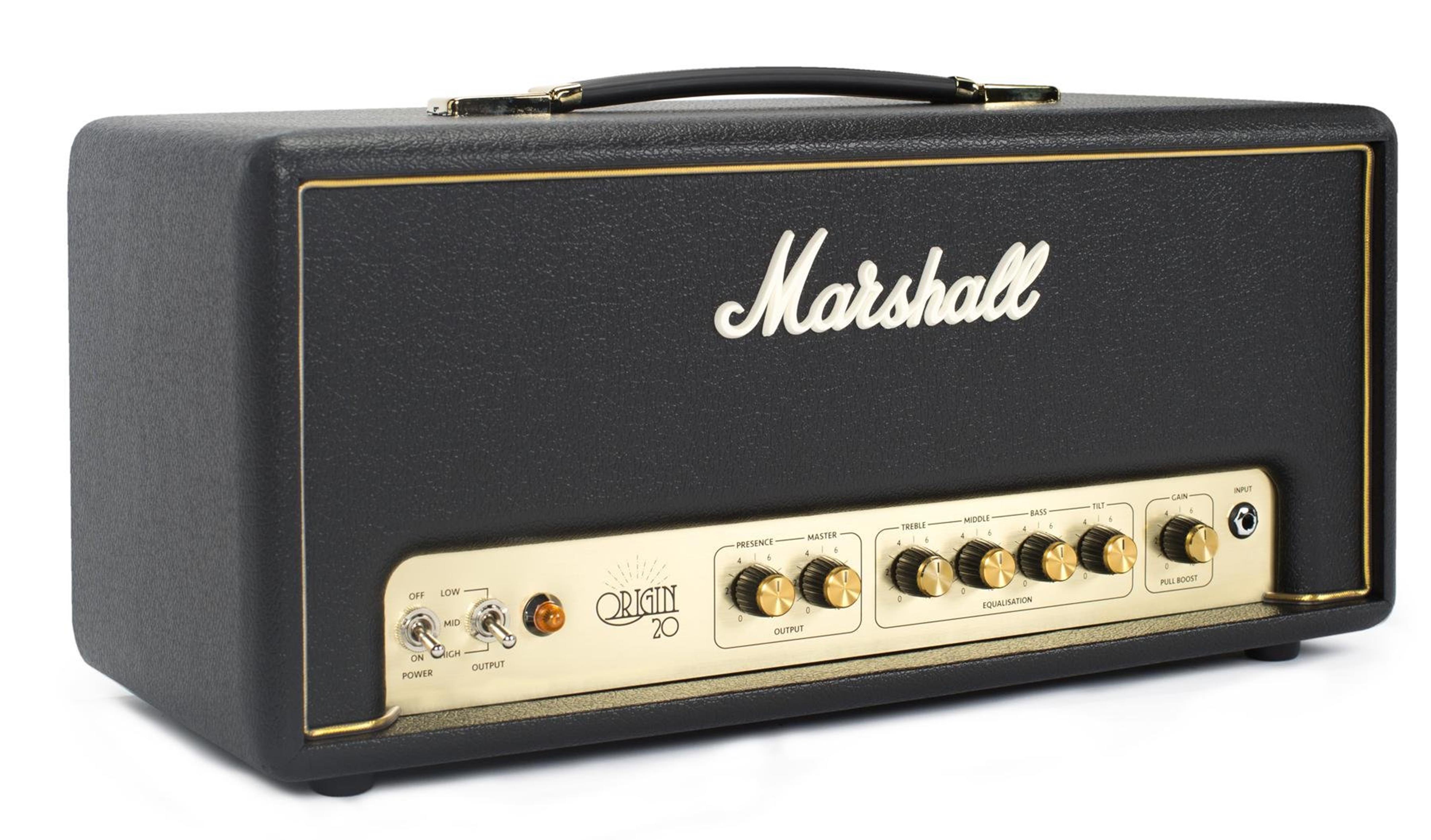 MARSHALL ORIGIN 20 HEAD - Chitarre Amplificatori - Testate