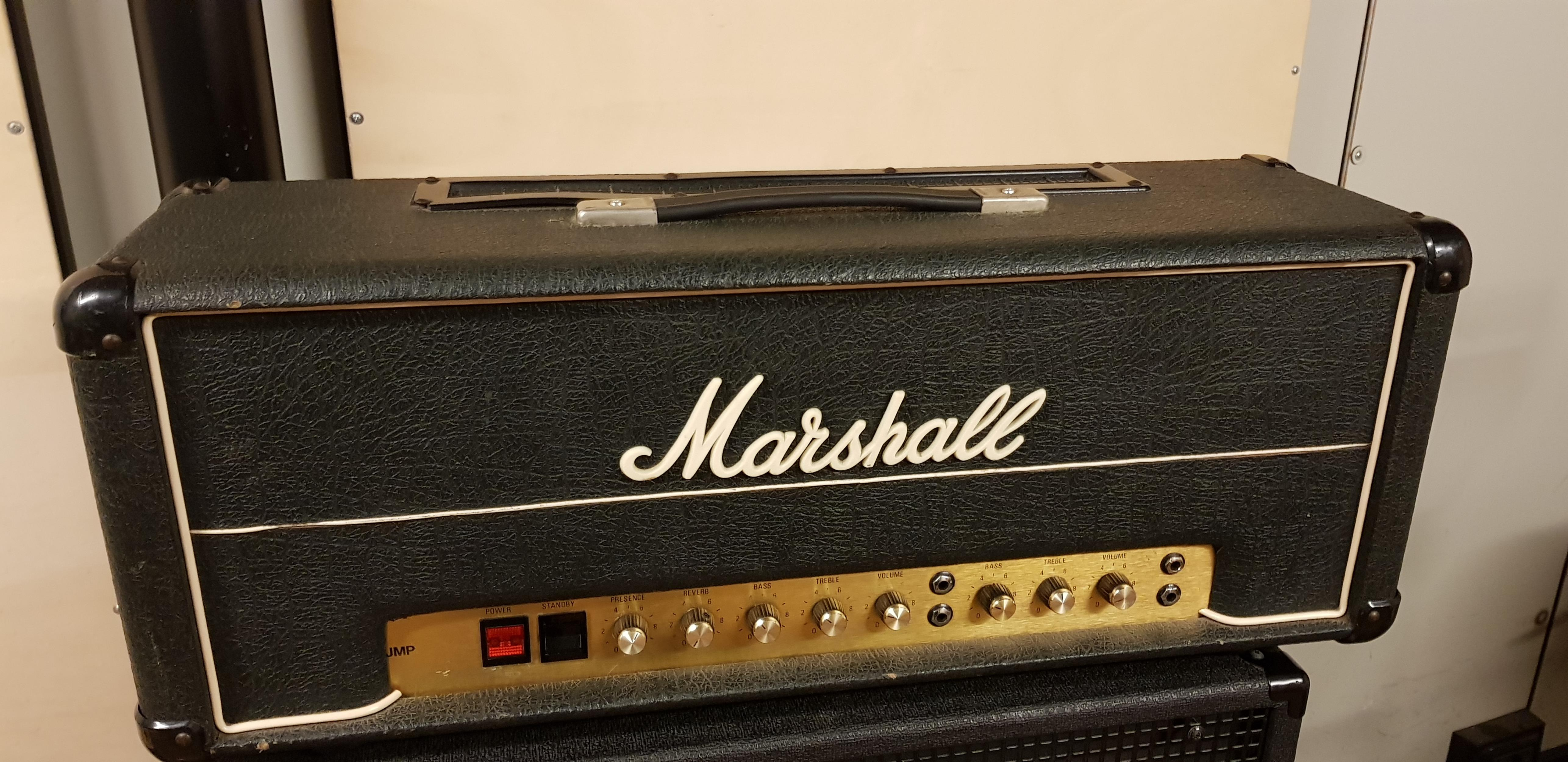 MARSHALL 2048 JMP ARTISTE HEAD 1978 ..