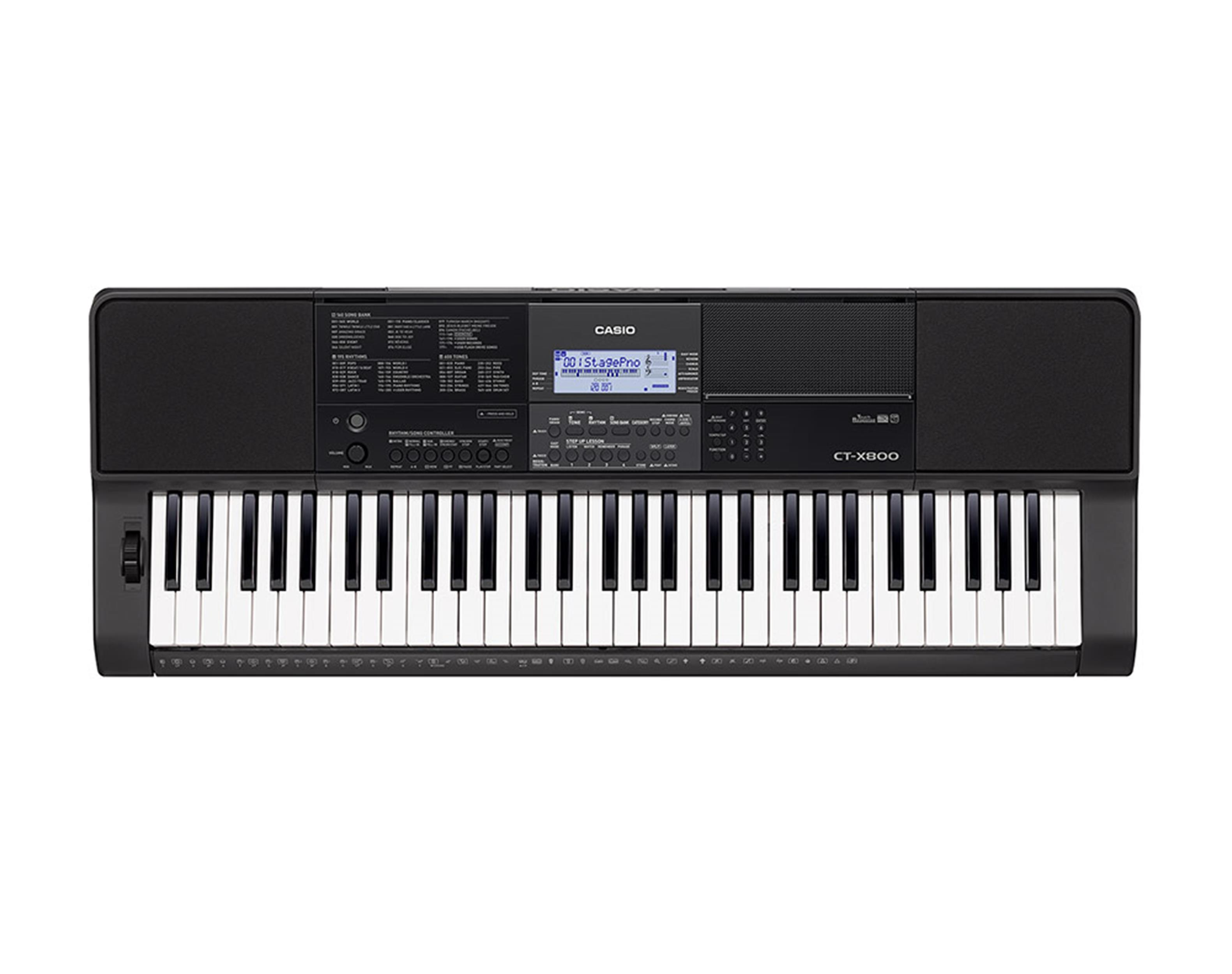 CASIO Ctx 800